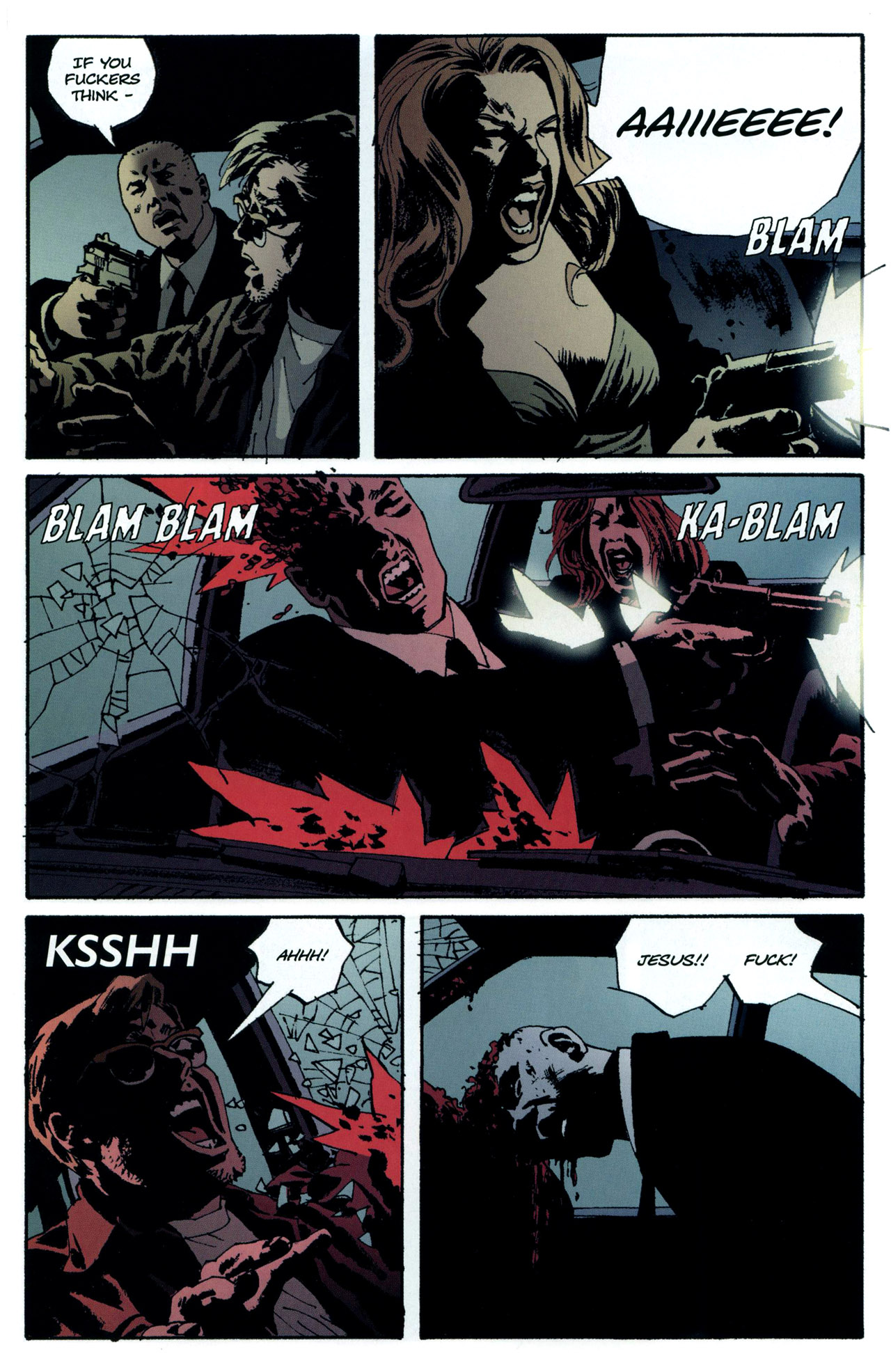 Read online Criminal (2008) comic -  Issue #5 - 25
