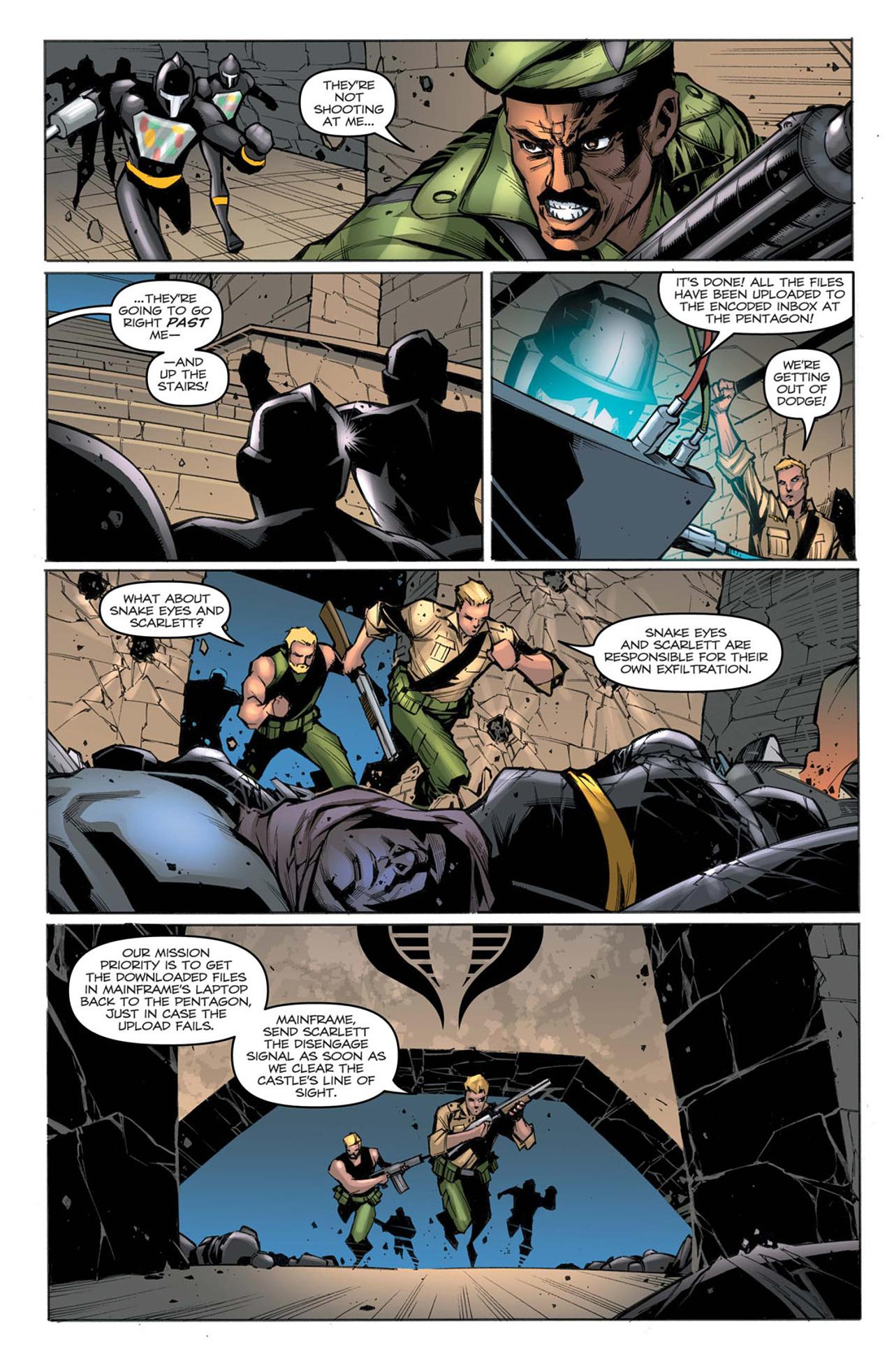 G.I. Joe: A Real American Hero 159 Page 21