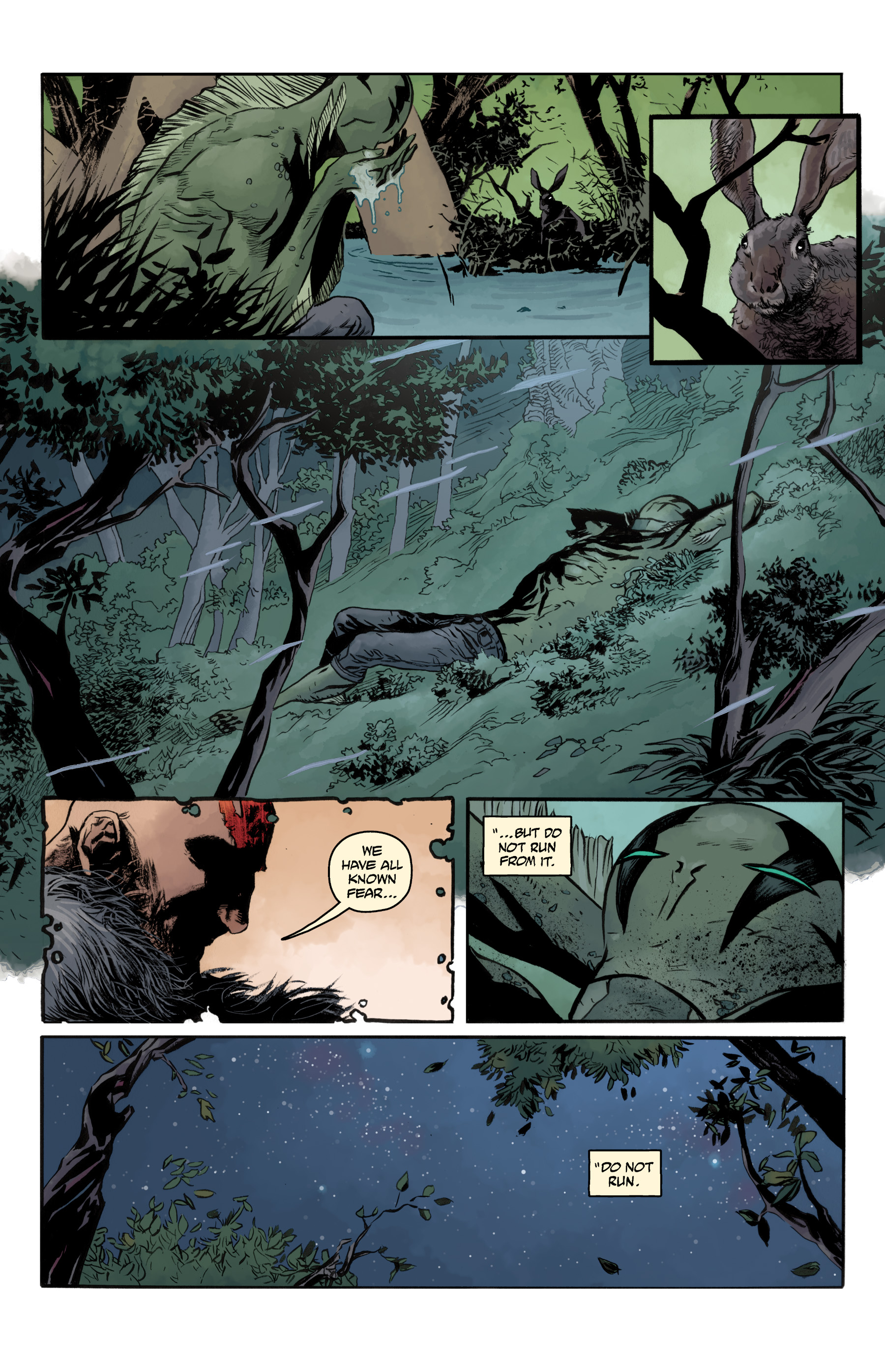 Read online Abe Sapien comic -  Issue #35 - 7