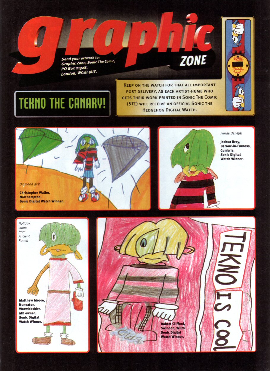 Read online Sonic the Comic comic -  Issue #159 - 9