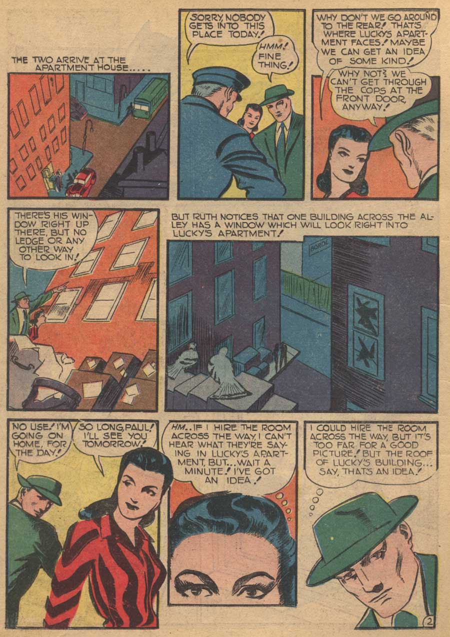 Blue Ribbon Comics (1939) issue 16 - Page 26