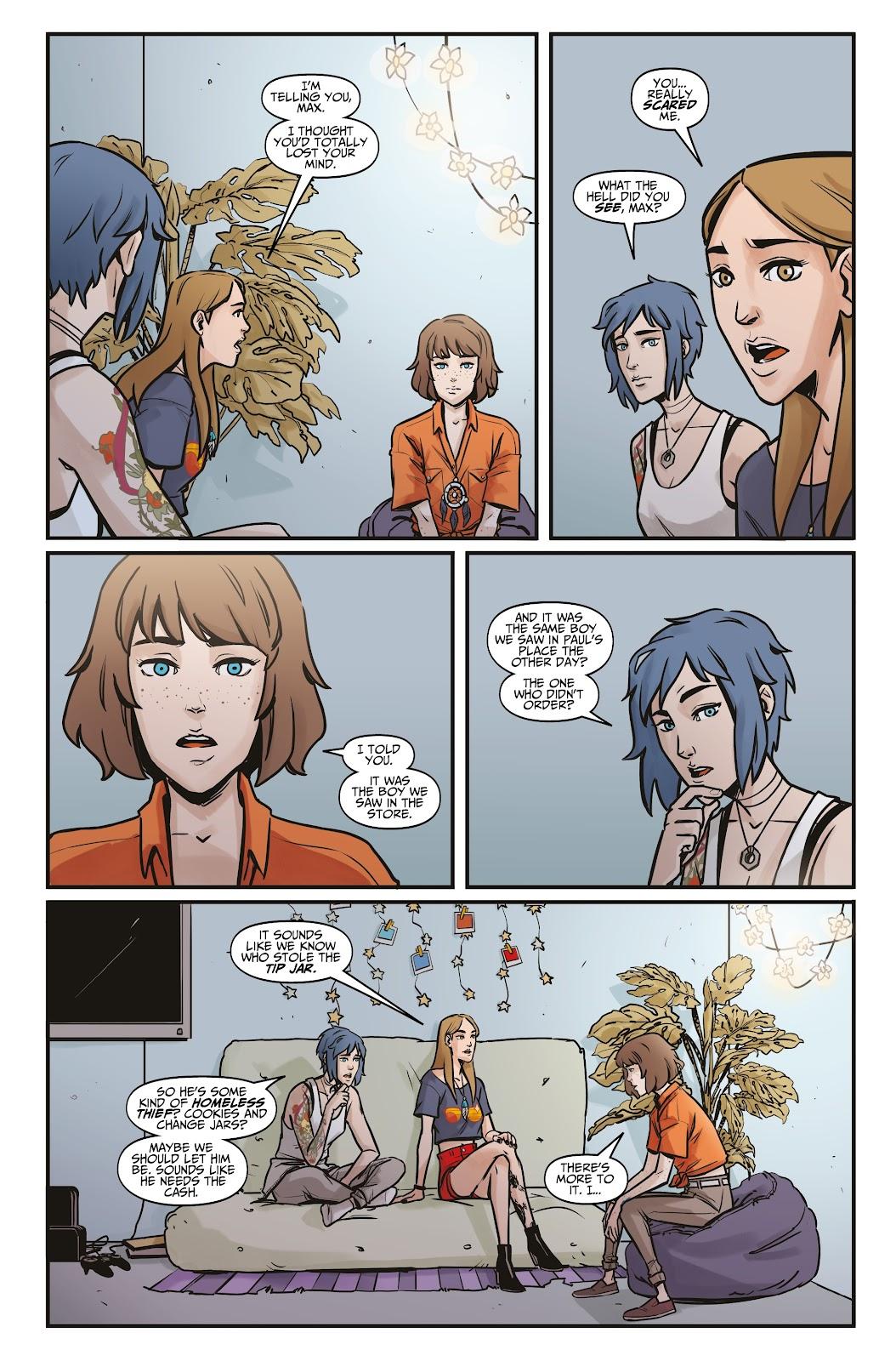 Read online Life is Strange comic -  Issue #6 - 18