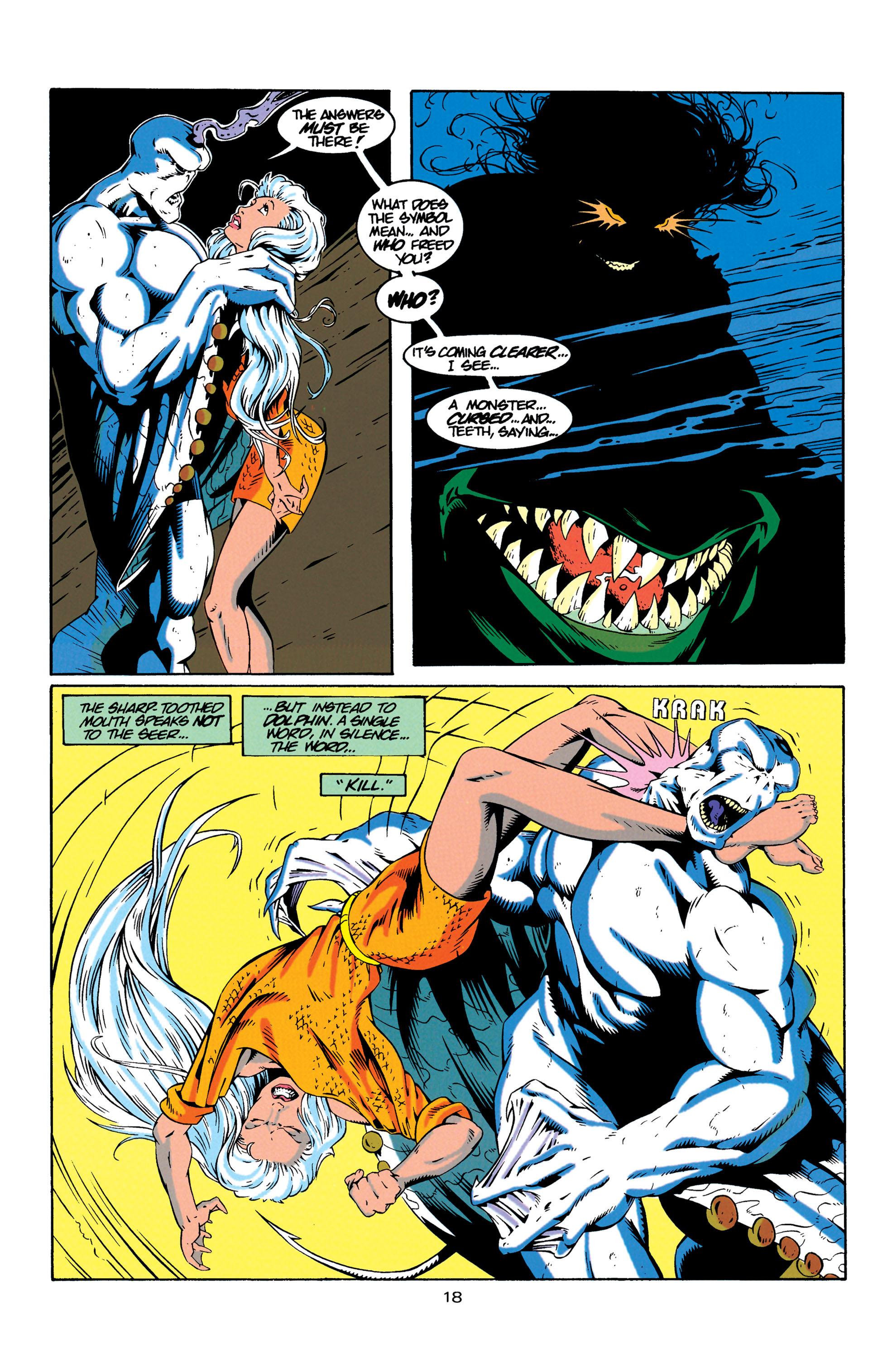 Read online Aquaman (1994) comic -  Issue #18 - 18