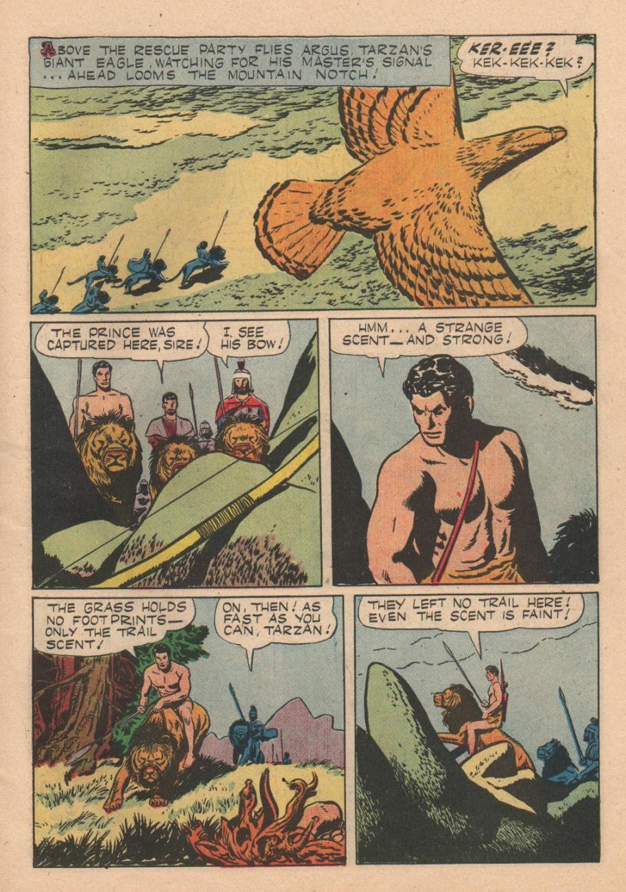 Tarzan (1948) issue 84 - Page 7