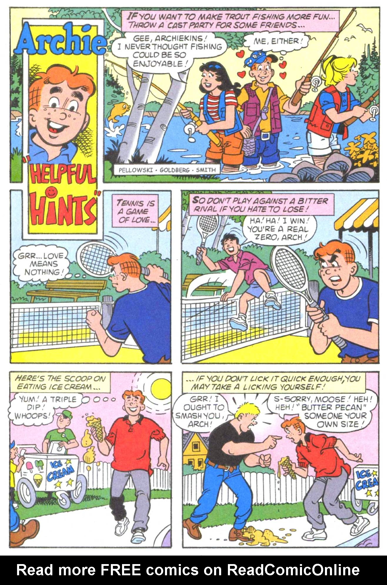 Read online Archie (1960) comic -  Issue #513 - 26