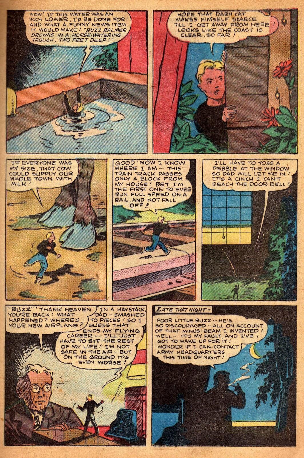 Bang-Up Comics issue 1 - Page 34