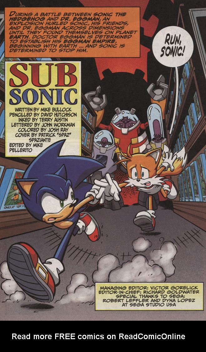 Read online Sonic X comic -  Issue #21 - 3