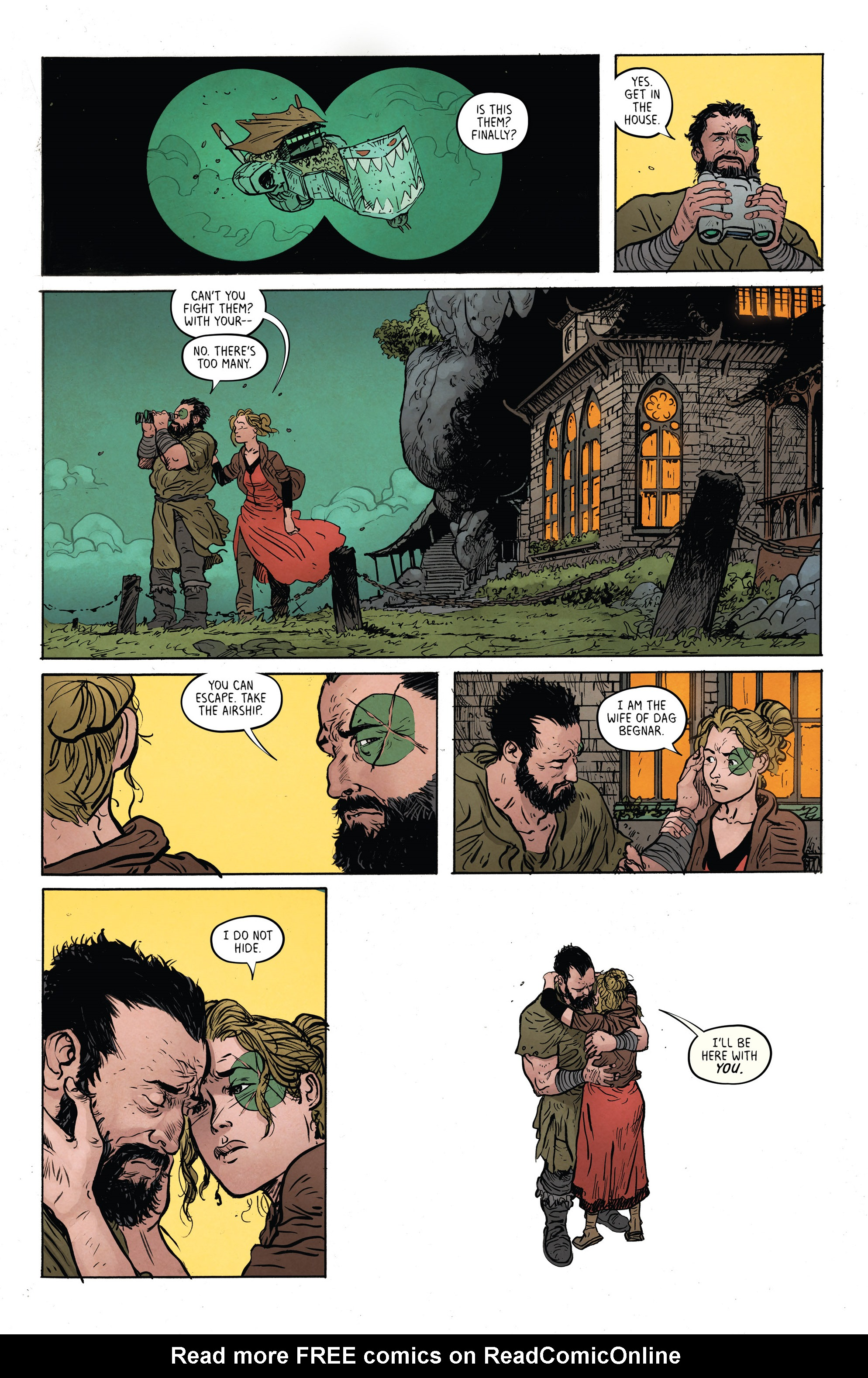 Read online Extremity comic -  Issue #4 - 10