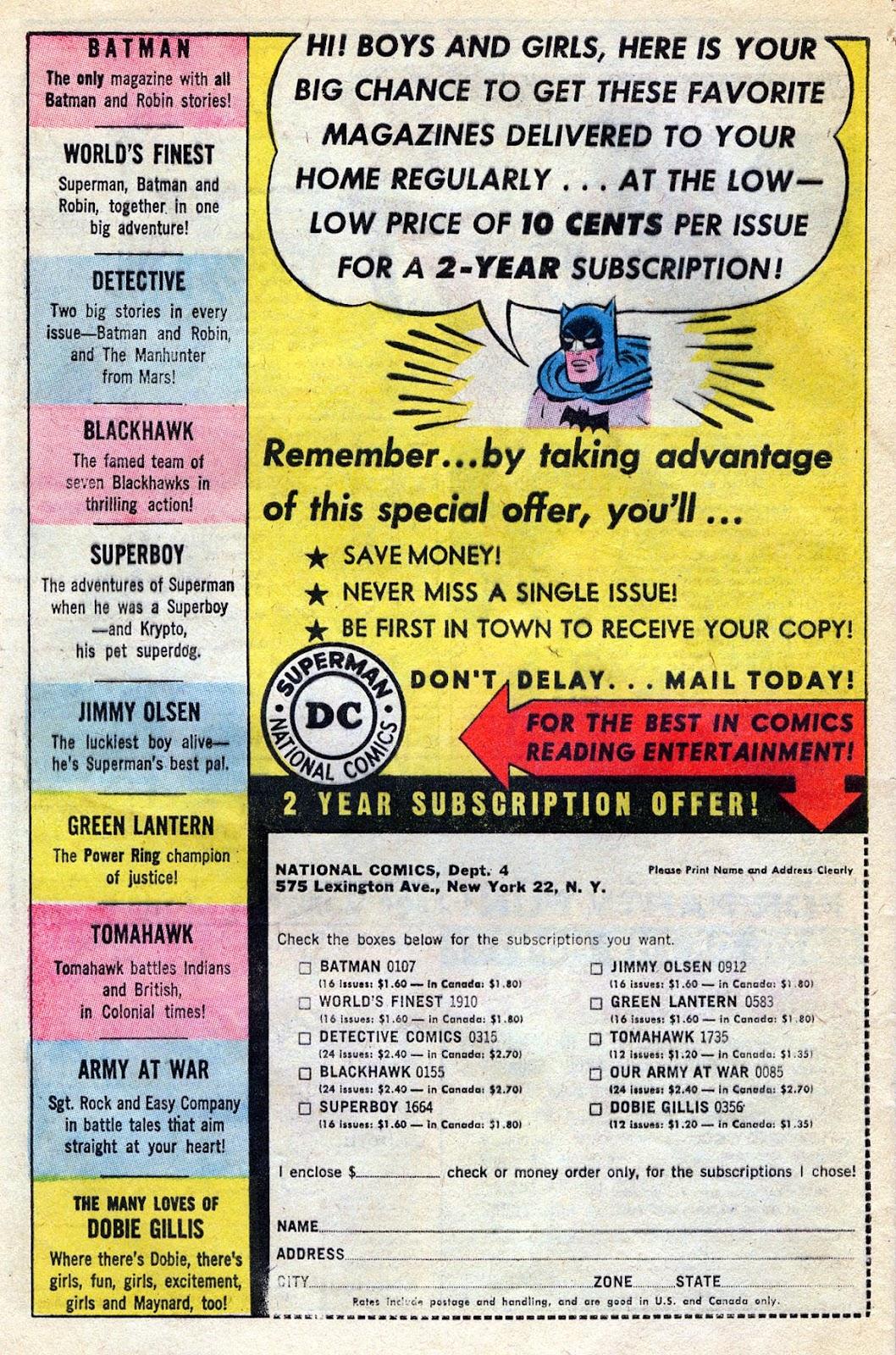 Blackhawk (1957) Issue #189 #82 - English 32