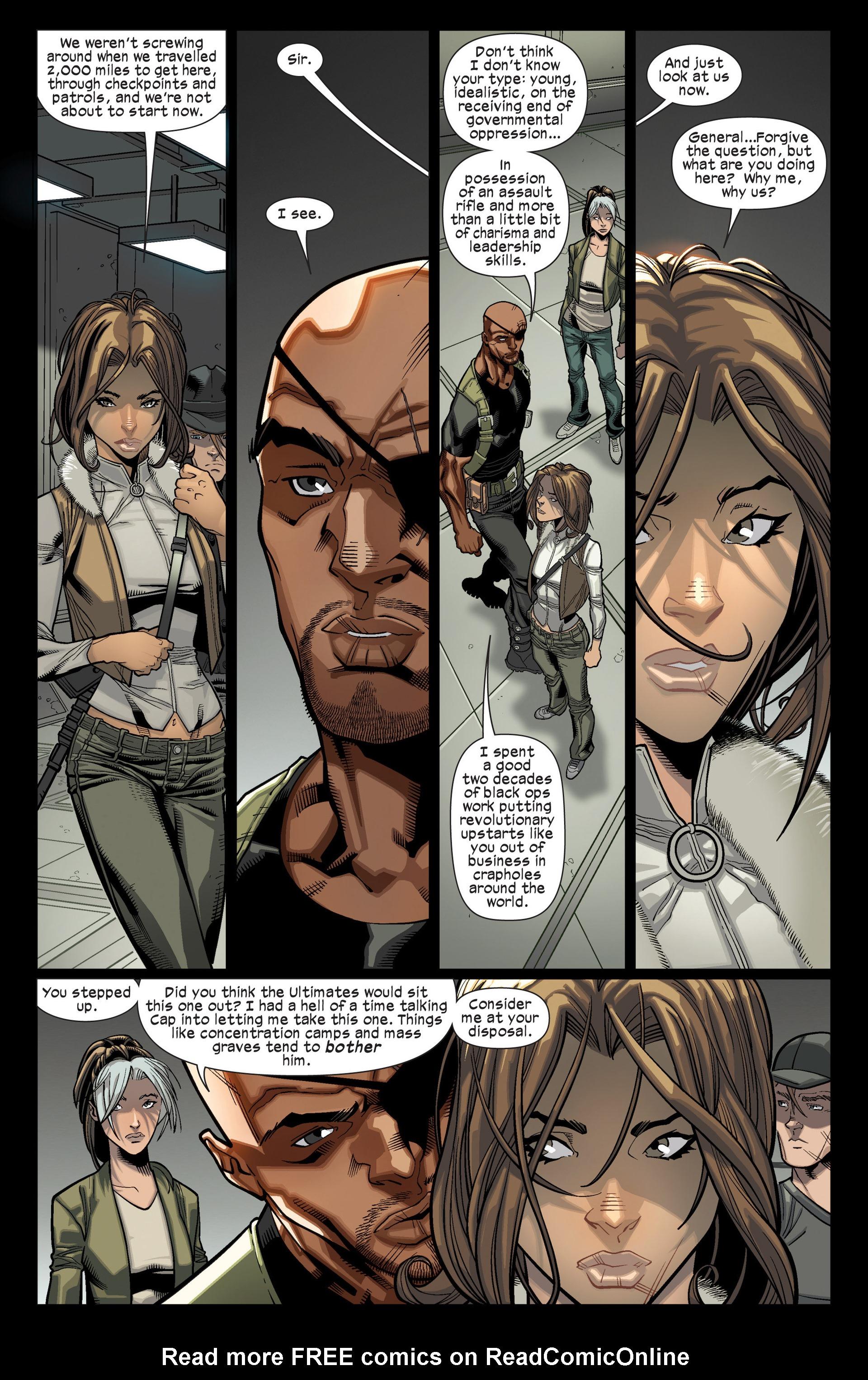 Read online Ultimate Comics X-Men comic -  Issue #16 - 5