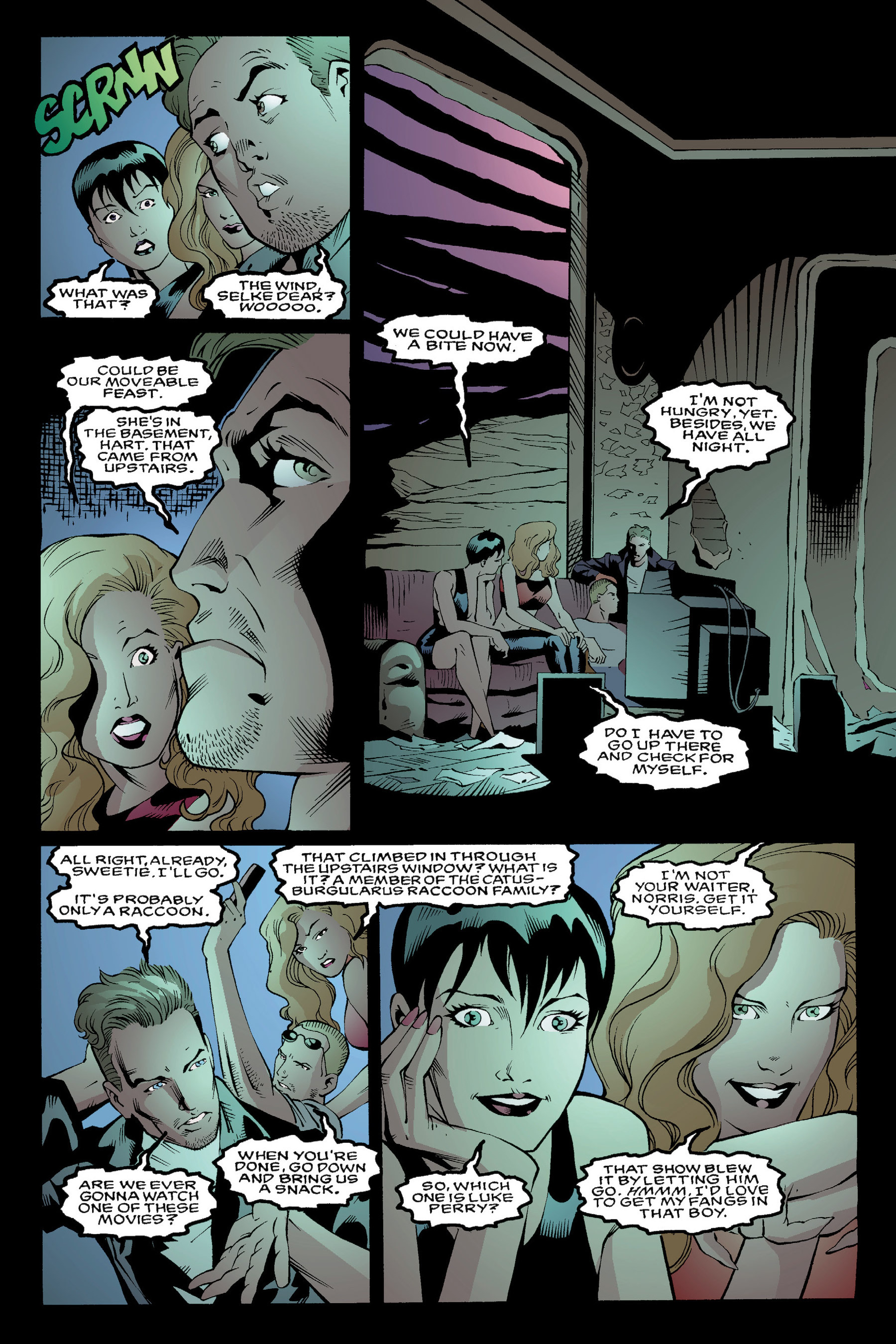 Read online Buffy the Vampire Slayer: Omnibus comic -  Issue # TPB 3 - 45