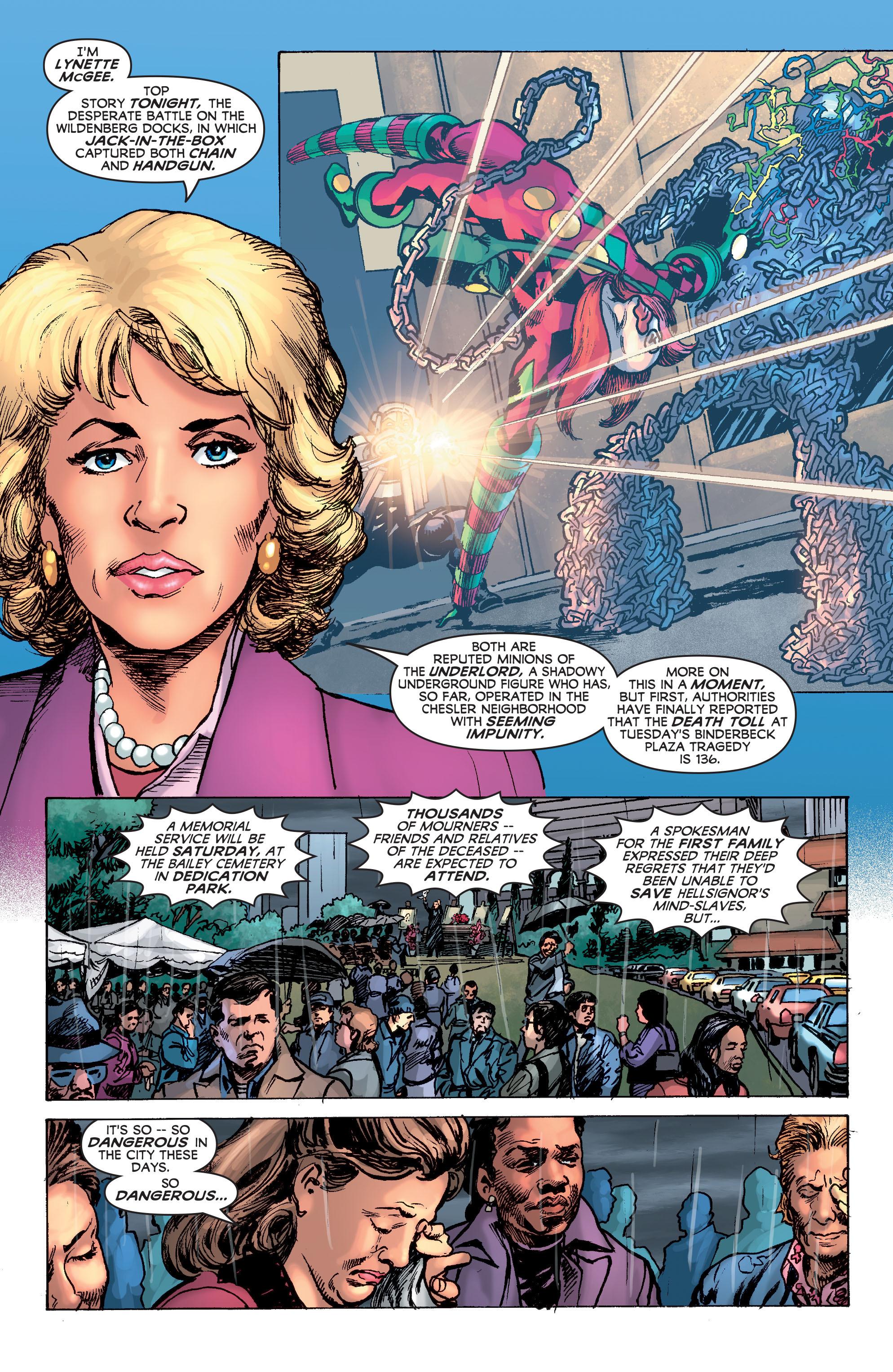 Read online Astro City: Dark Age/Book Three comic -  Issue #1 - 9