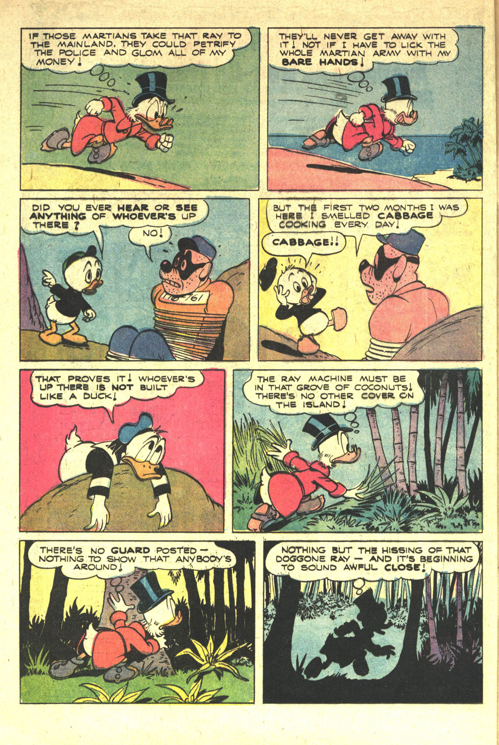 Read online Uncle Scrooge (1953) comic -  Issue #111 - 24