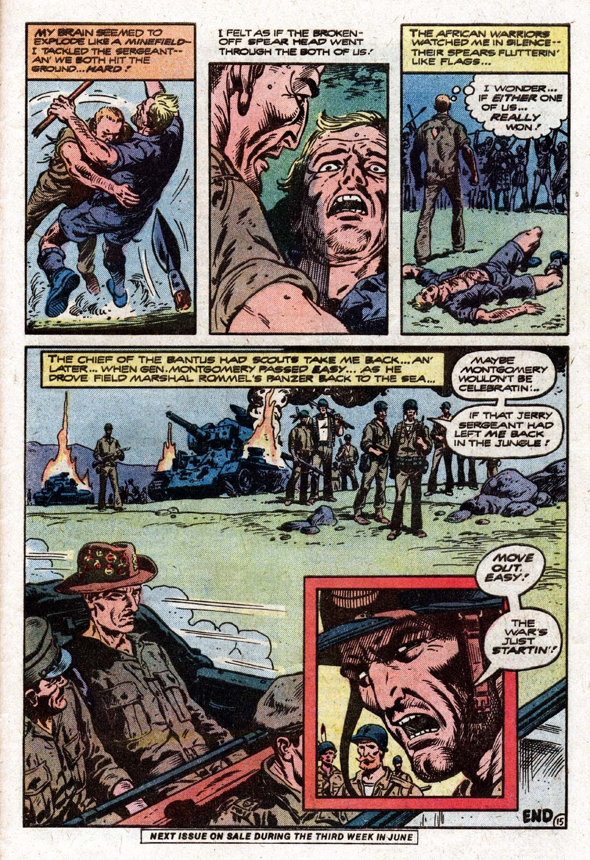 Read online Sgt. Rock comic -  Issue #319 - 18