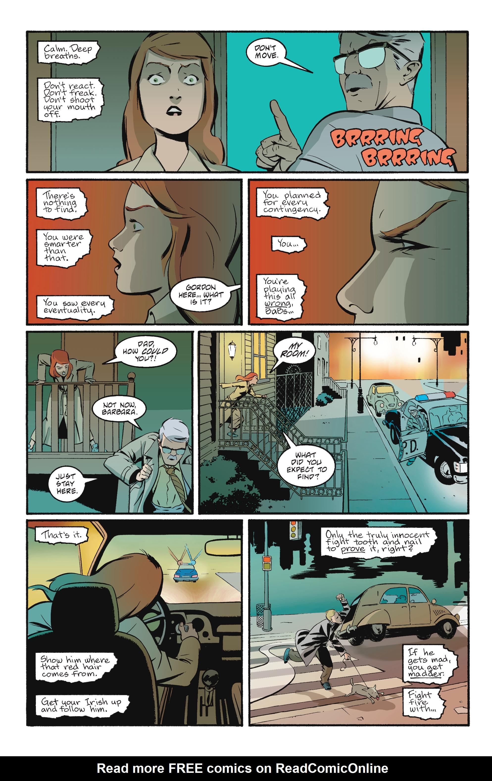 Read online Batgirl/Robin: Year One comic -  Issue # TPB 2 - 174