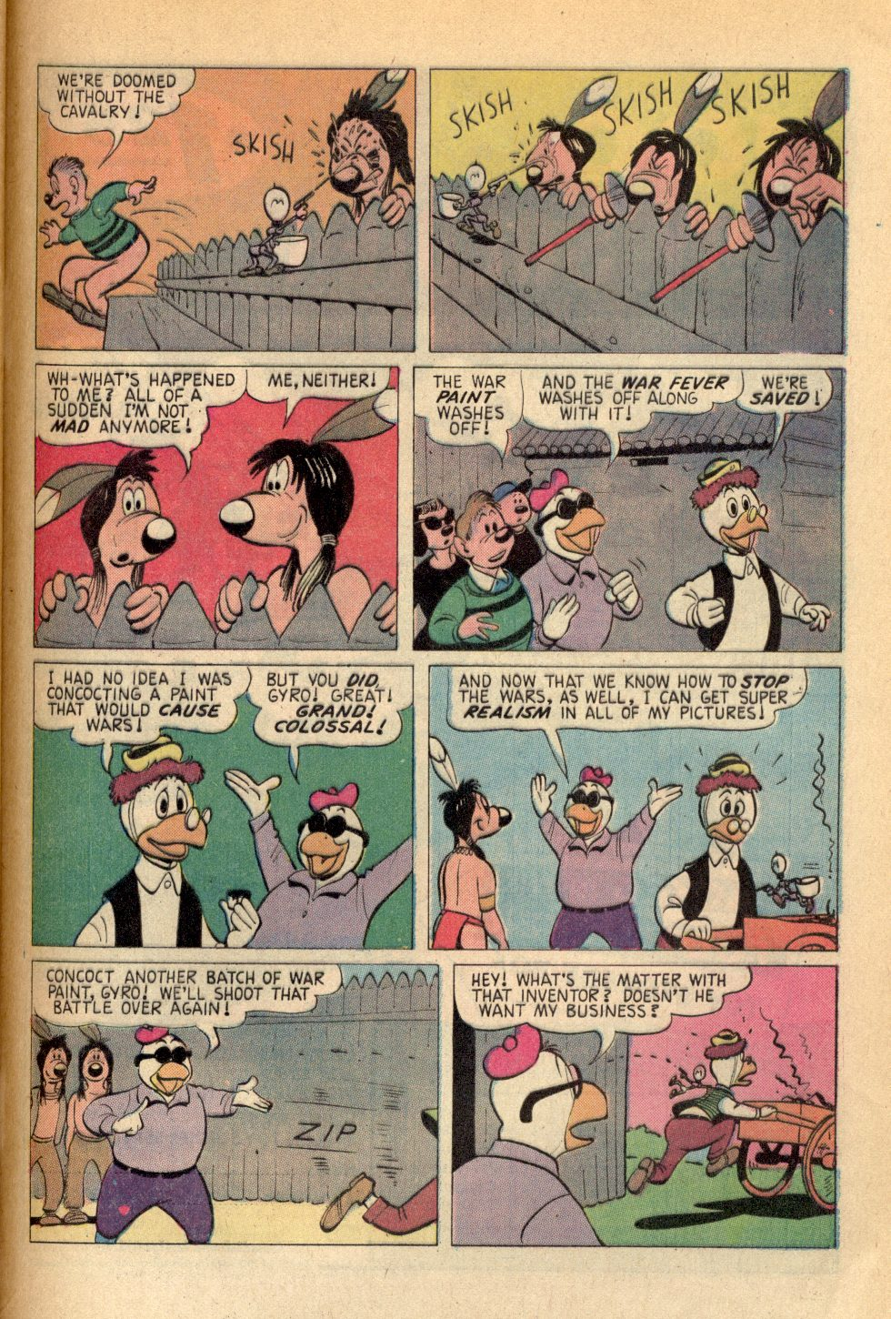 Read online Uncle Scrooge (1953) comic -  Issue #95 - 33