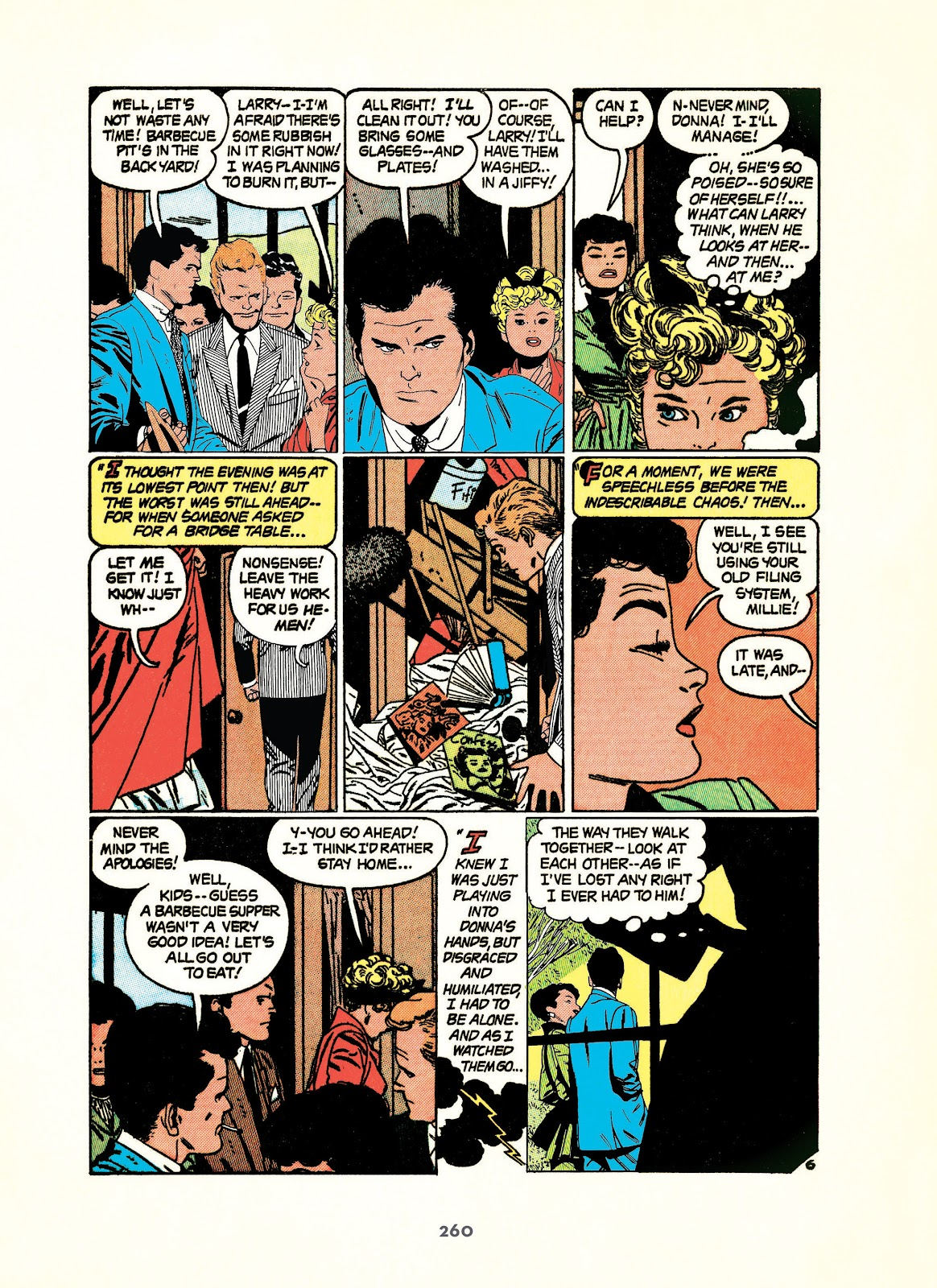 Read online Setting the Standard: Comics by Alex Toth 1952-1954 comic -  Issue # TPB (Part 3) - 61