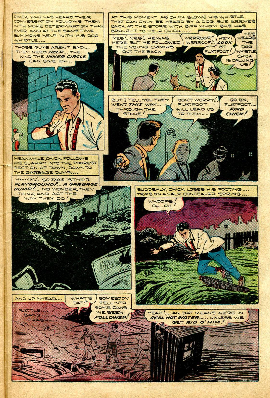 Read online Shadow Comics comic -  Issue #96 - 43