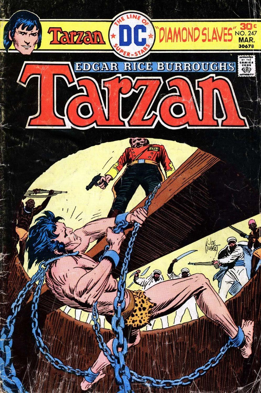 Tarzan (1972) issue 247 - Page 1