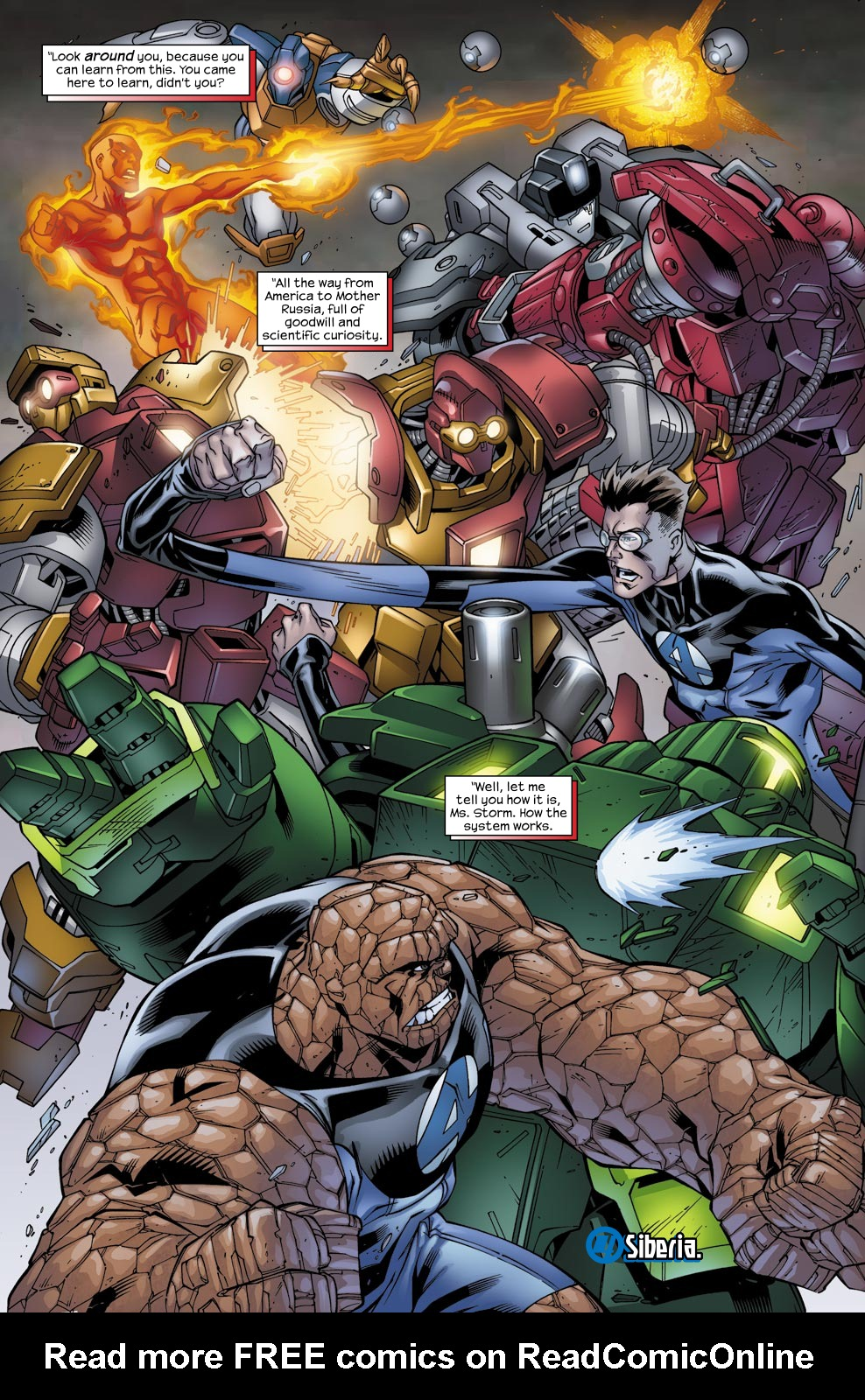 Read online Ultimate Fantastic Four (2004) comic -  Issue #49 - 3