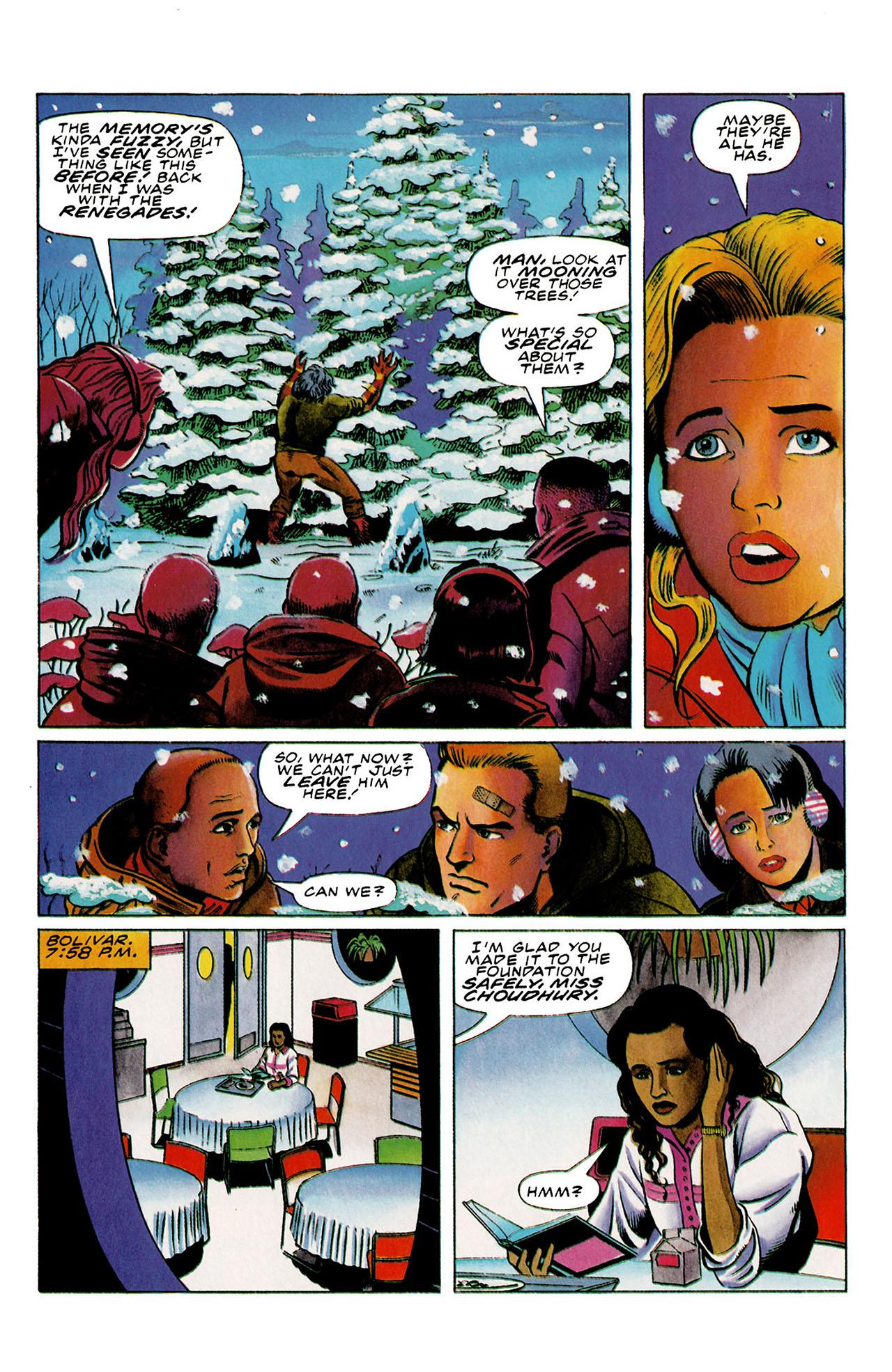 Read online Harbinger (1992) comic -  Issue #27 - 20