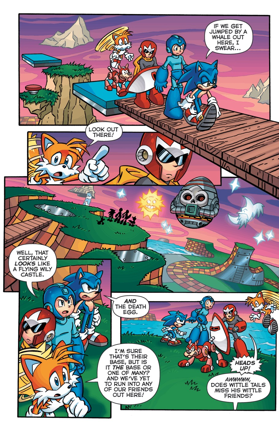 Read online Sonic Universe comic -  Issue #52 - 21