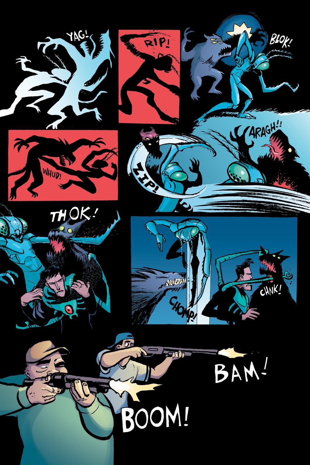 Read online Creature Tech (2019) comic -  Issue # TPB (Part 2) - 43