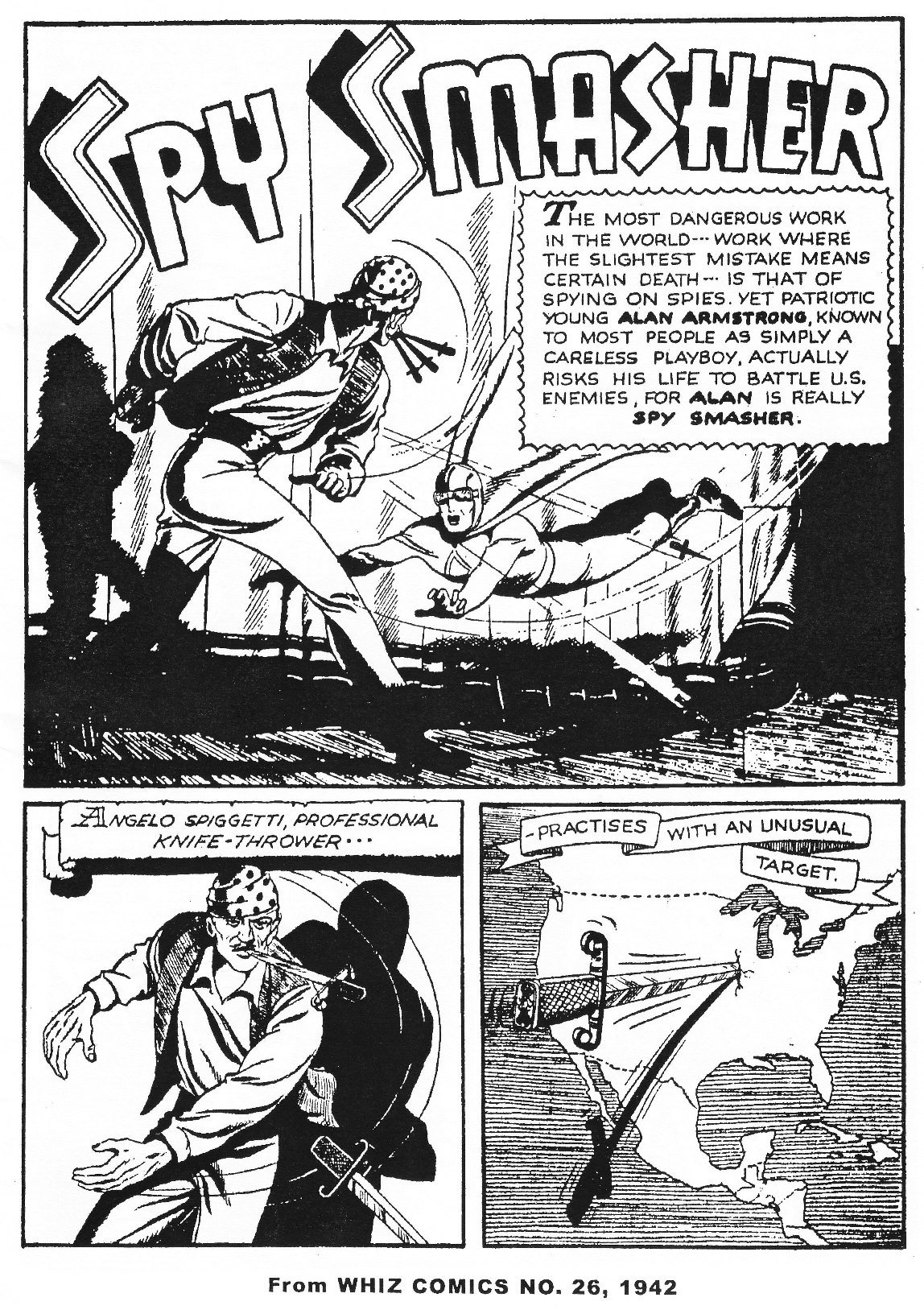 Read online Men of Mystery Comics comic -  Issue #77 - 17