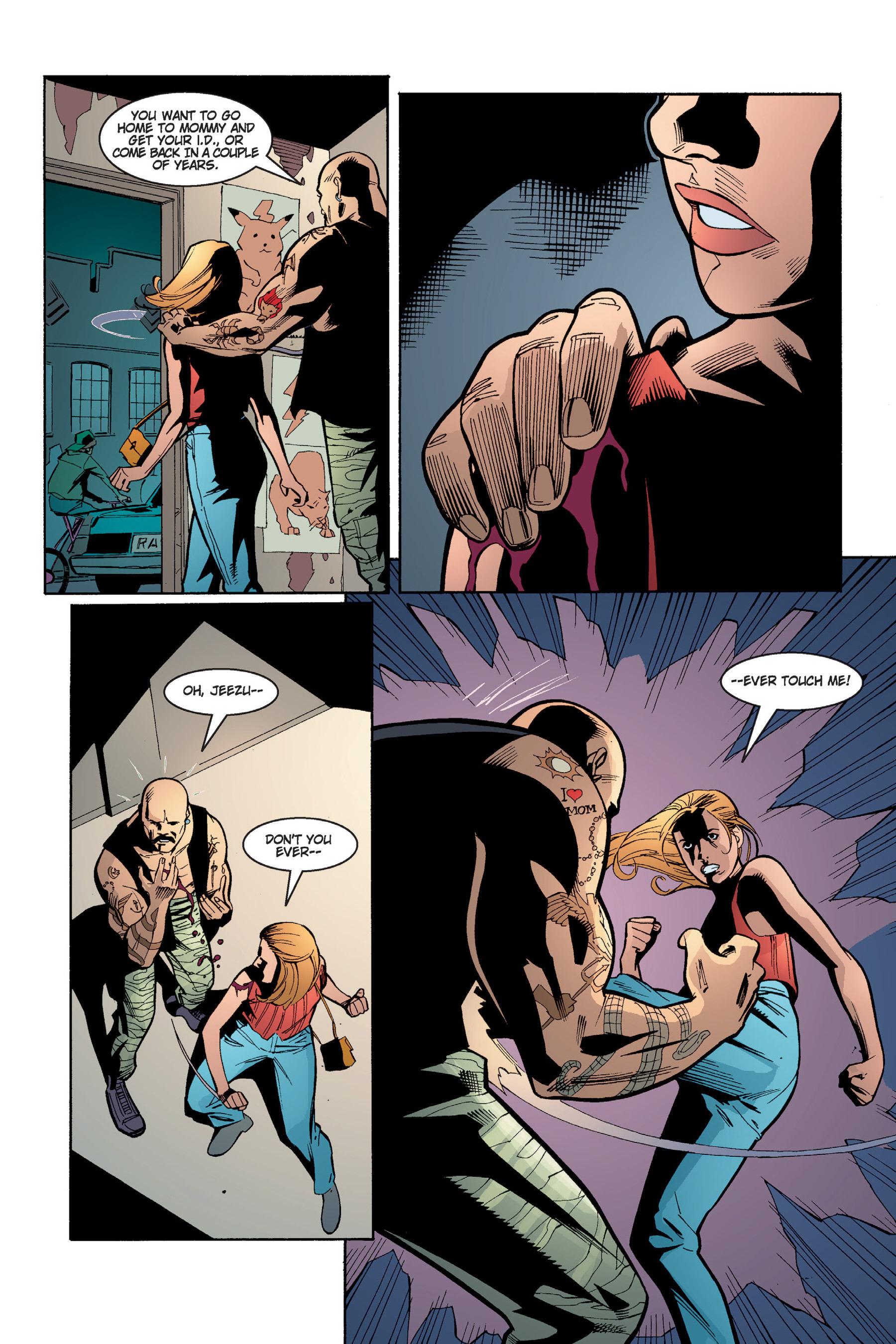 Read online Buffy the Vampire Slayer: Omnibus comic -  Issue # TPB 4 - 165