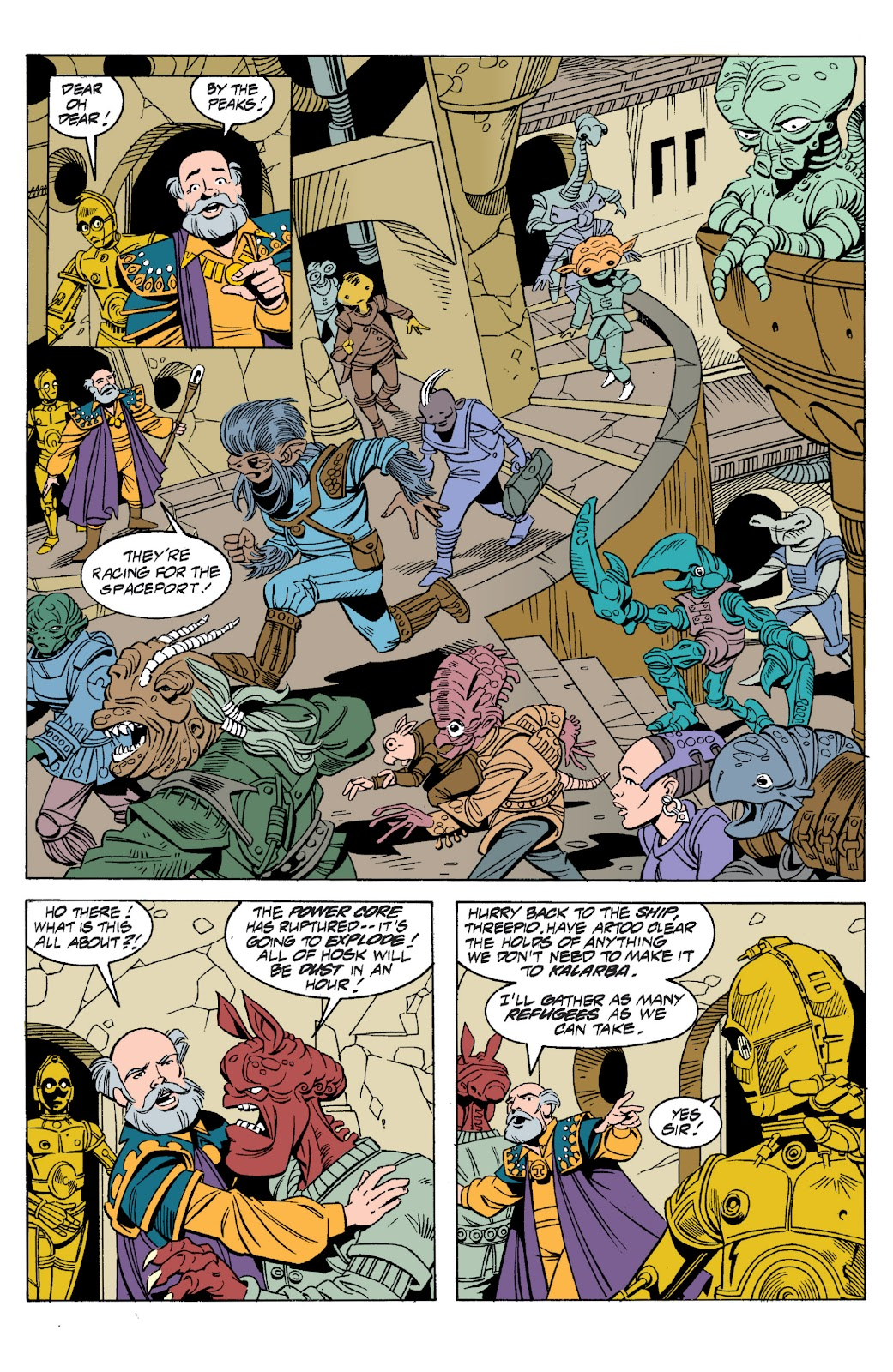 Read online Star Wars Legends Epic Collection: The Empire comic -  Issue # TPB 5 (Part 2) - 67