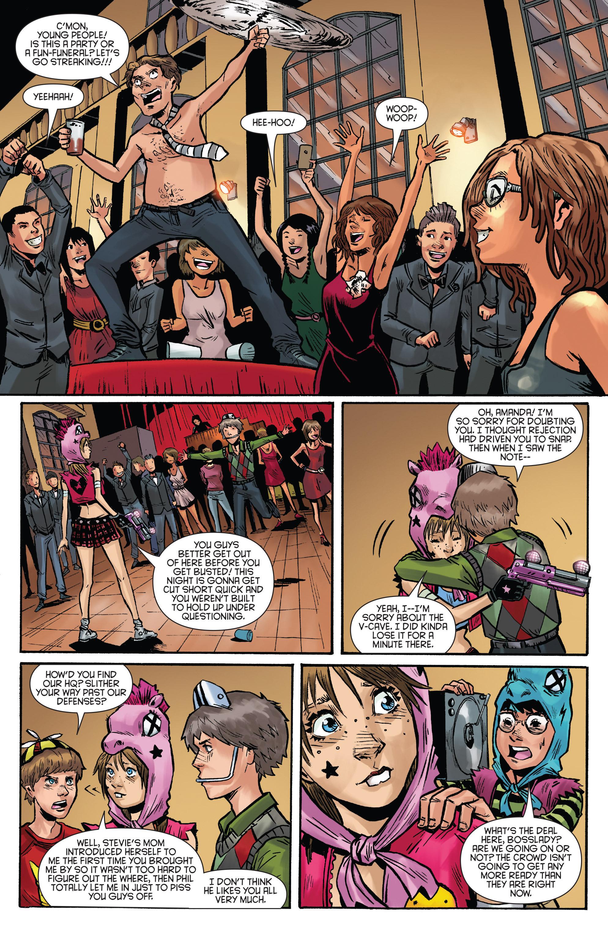 Read online Smosh comic -  Issue #2 - 22