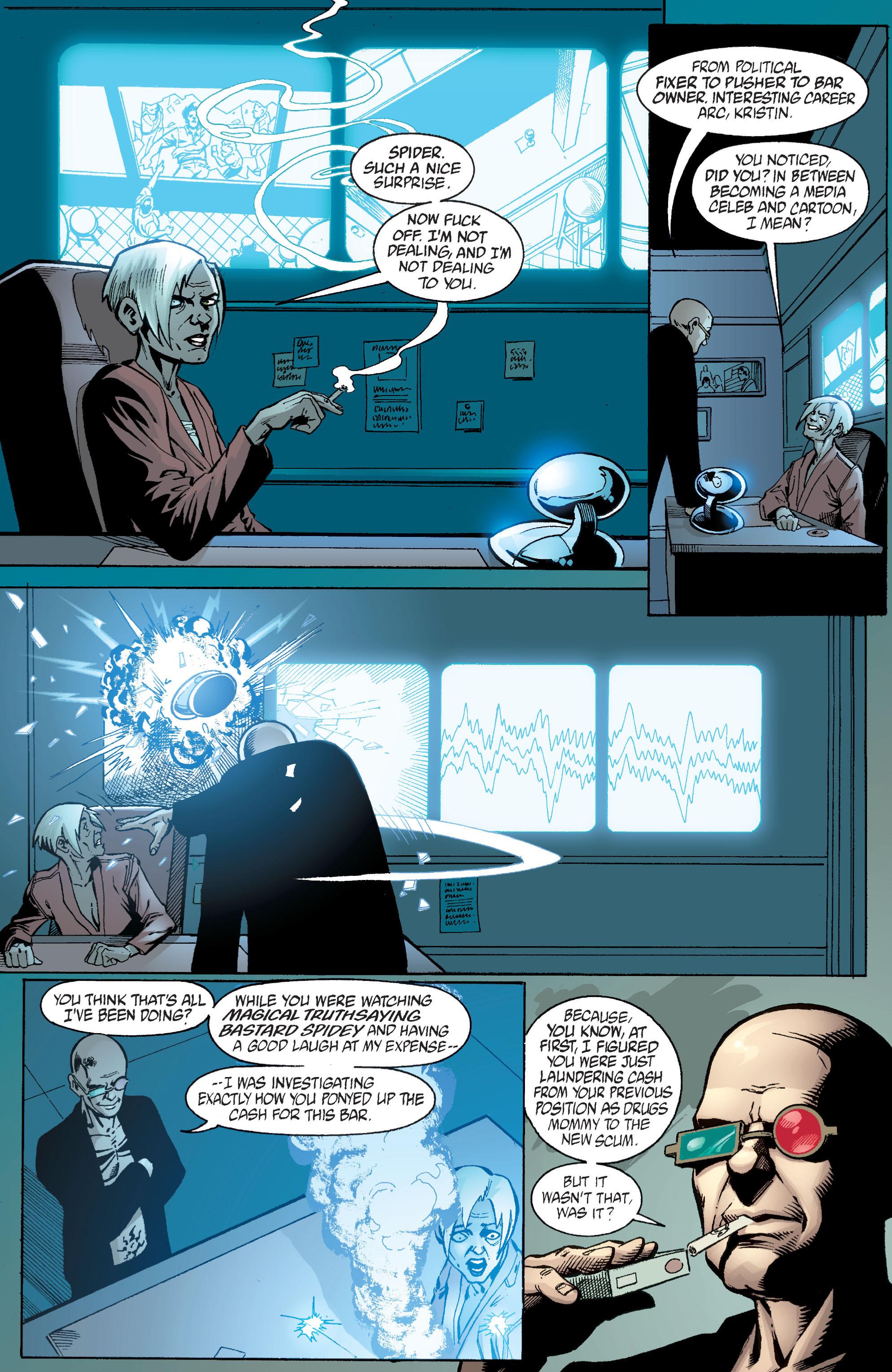 Read online Transmetropolitan comic -  Issue #34 - 14