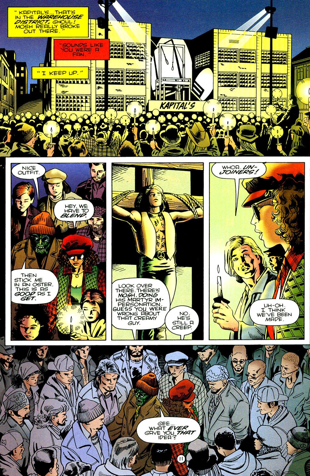 Read online UltraForce (1994) comic -  Issue #7 - 12