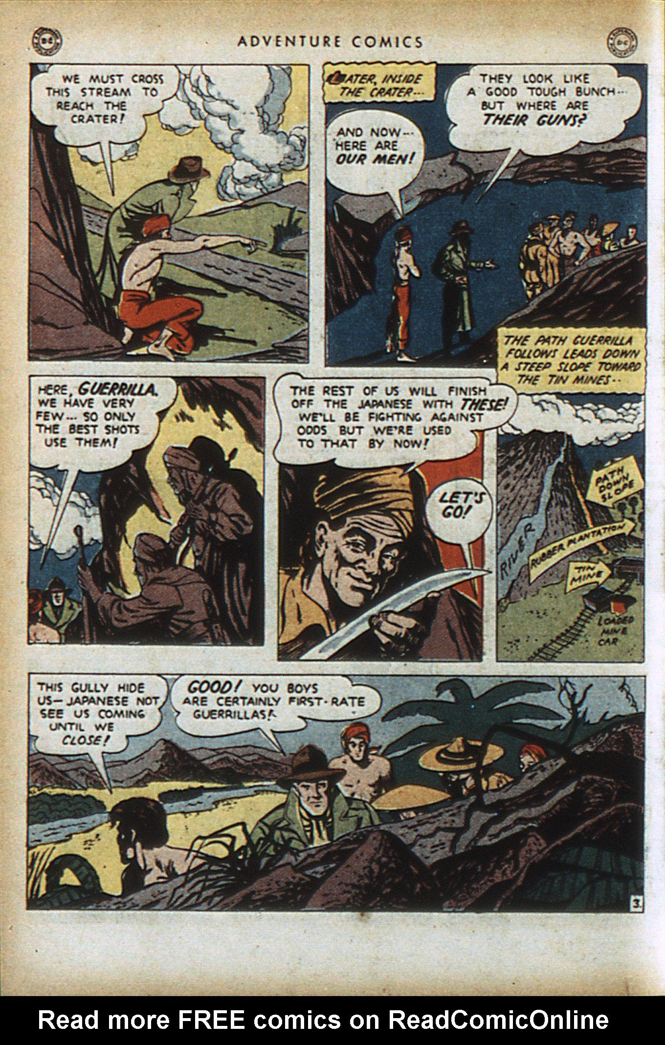 Read online Adventure Comics (1938) comic -  Issue #96 - 45
