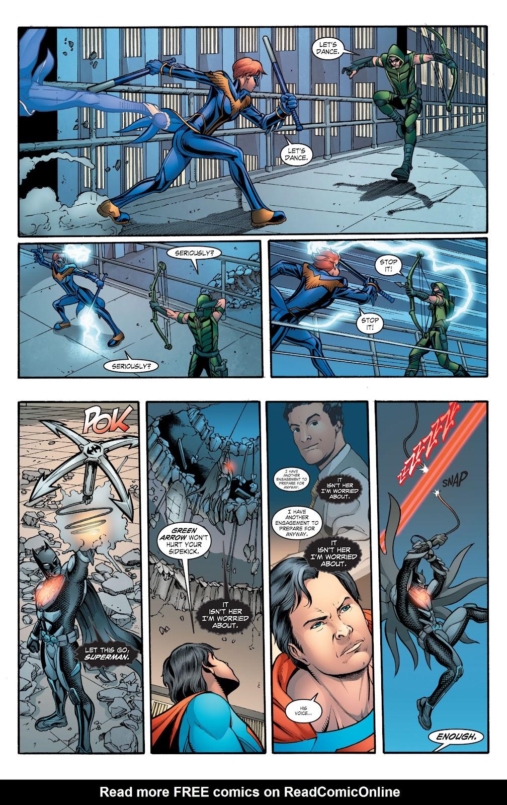 Read online Smallville Season 11 [II] comic -  Issue # TPB 2 - 46