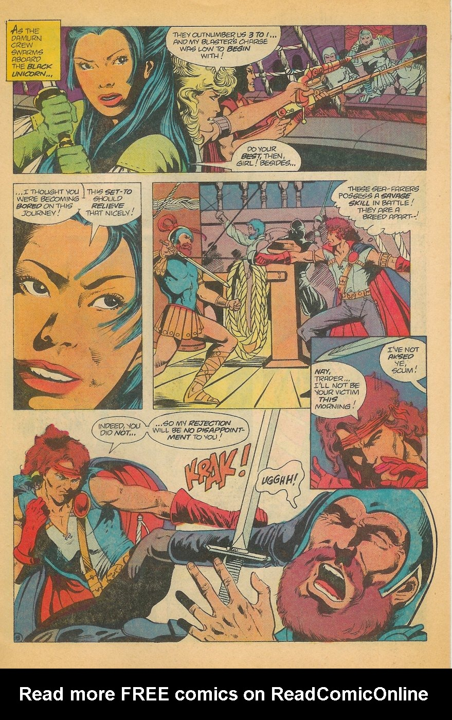Read online Arion, Lord of Atlantis comic -  Issue #21 - 9