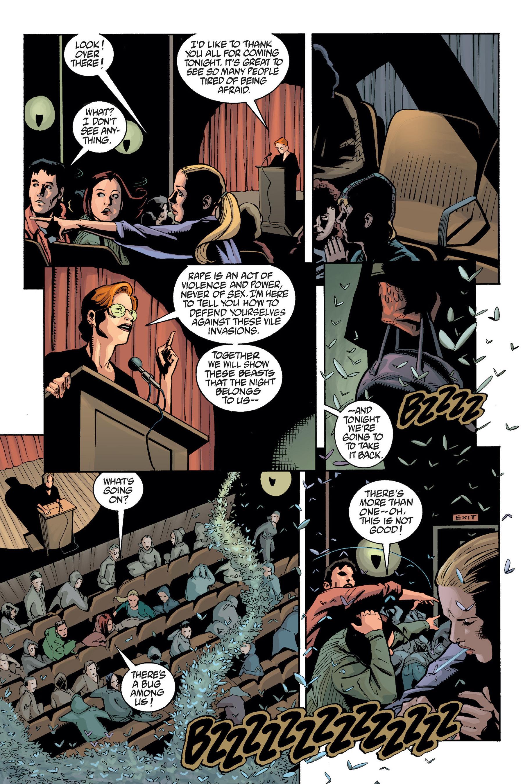 Read online Buffy the Vampire Slayer: Omnibus comic -  Issue # TPB 5 - 104