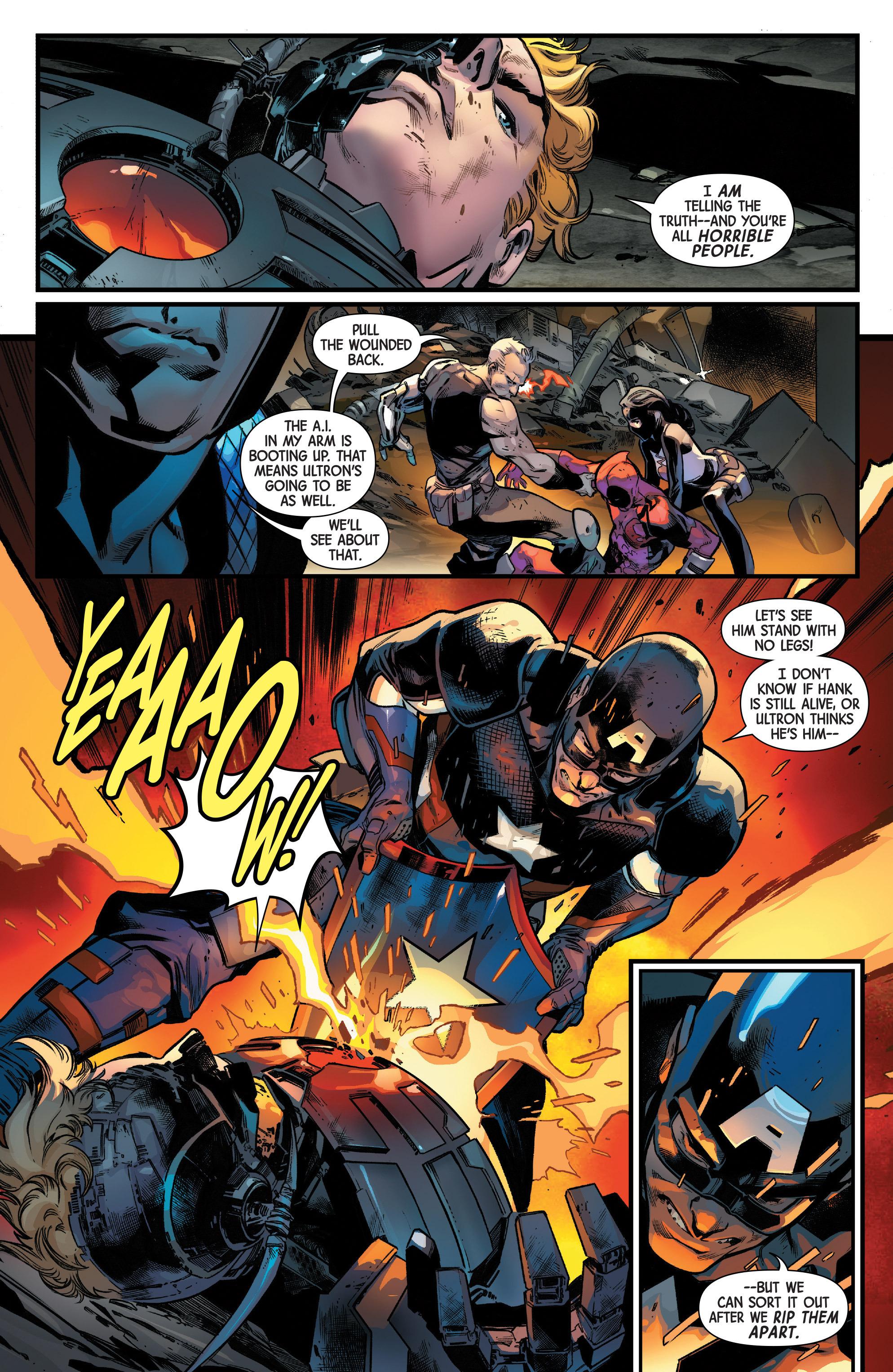 Read online Uncanny Avengers [II] comic -  Issue #11 - 19