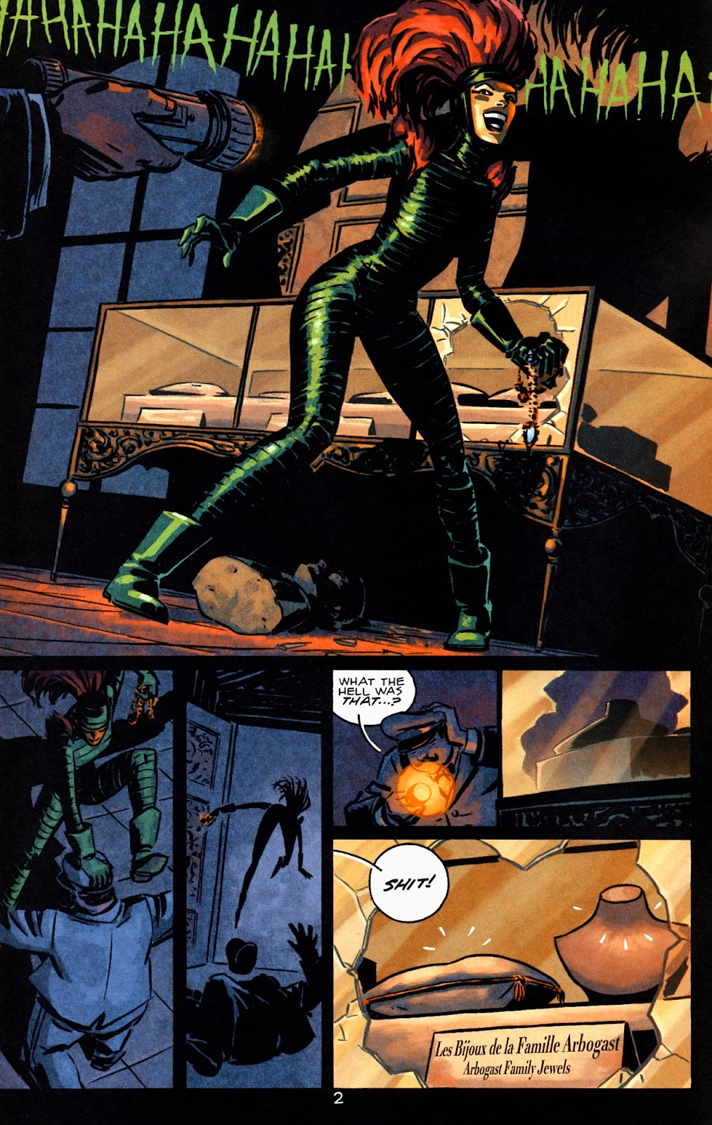 Read online Beware The Creeper (2003) comic -  Issue #2 - 3