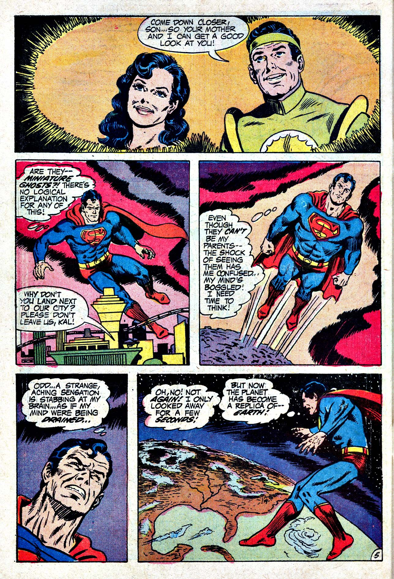 Read online Action Comics (1938) comic -  Issue #407 - 45