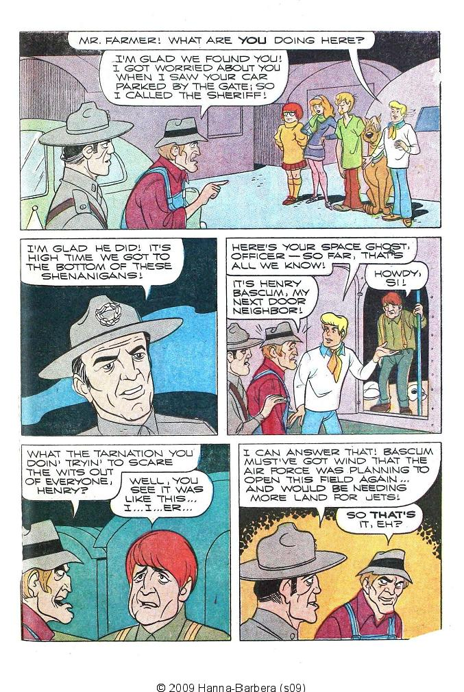 Read online Scooby-Doo... Where Are You! (1970) comic -  Issue #4 - 31
