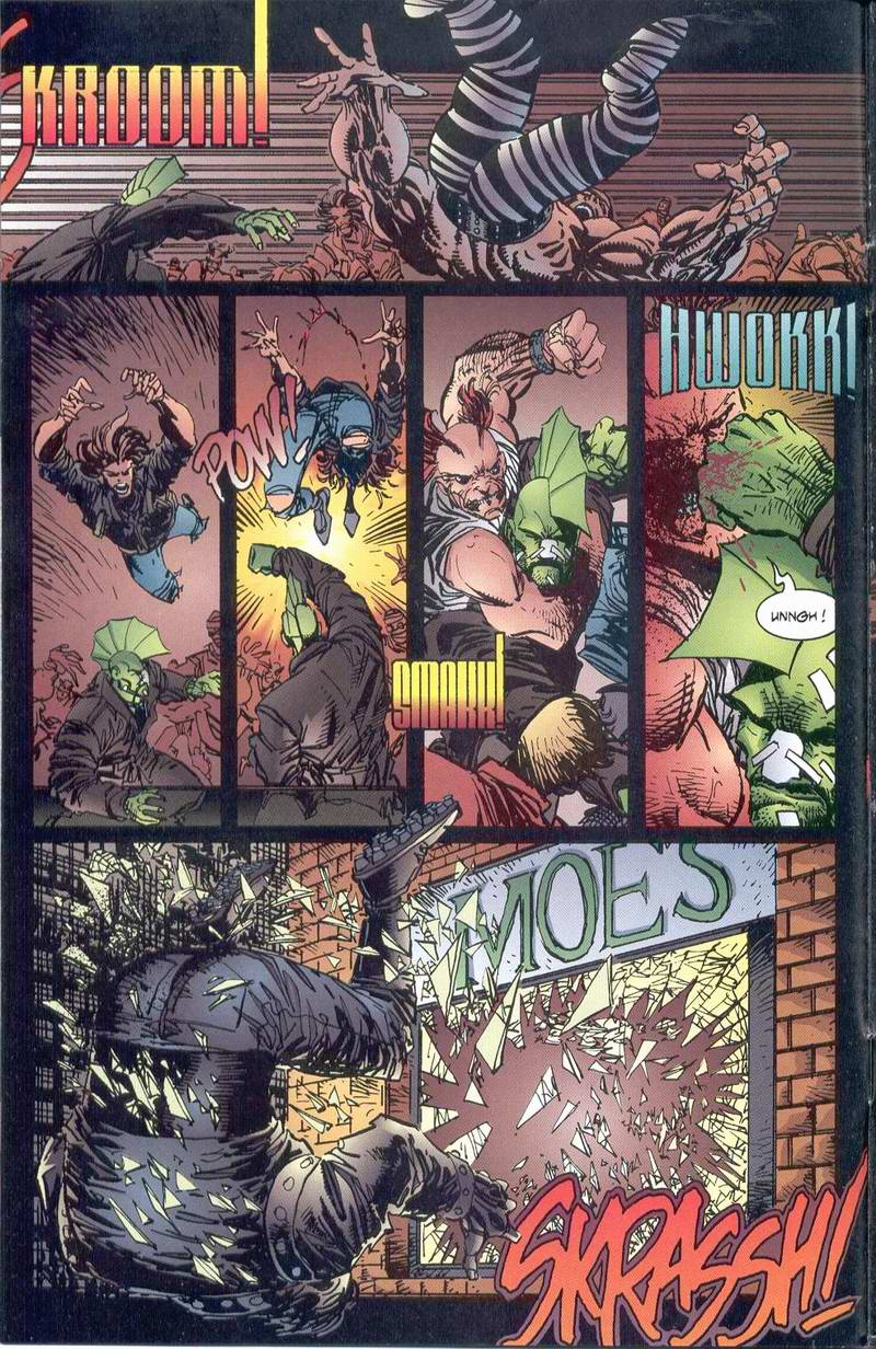 The Savage Dragon (1993) Issue #1 #3 - English 10