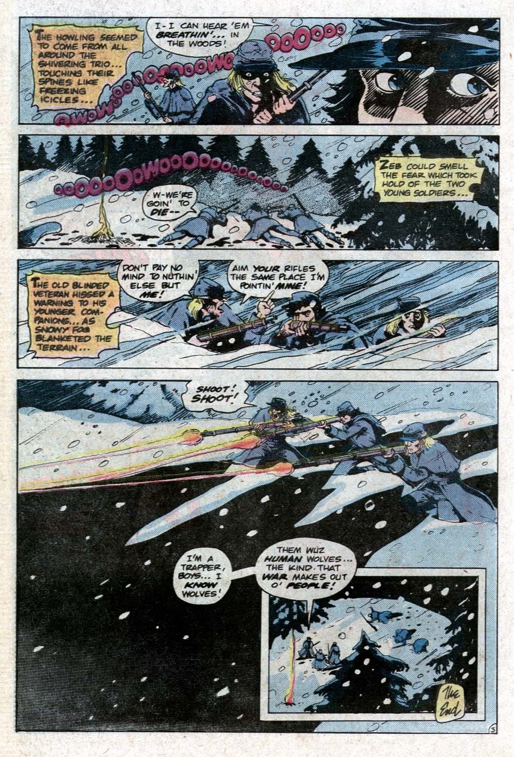 Read online Sgt. Rock comic -  Issue #352 - 29