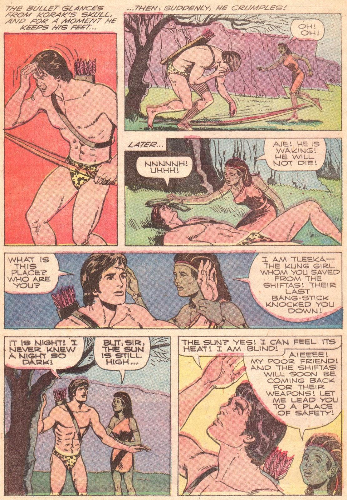 Korak, Son of Tarzan (1964) issue 39 - Page 5