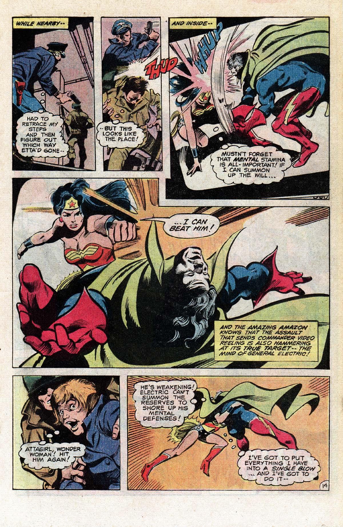 Read online Wonder Woman (1942) comic -  Issue #296 - 15