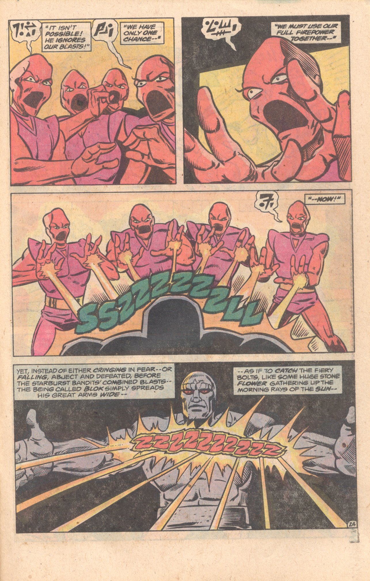 Legion of Super-Heroes (1980) 272 Page 24