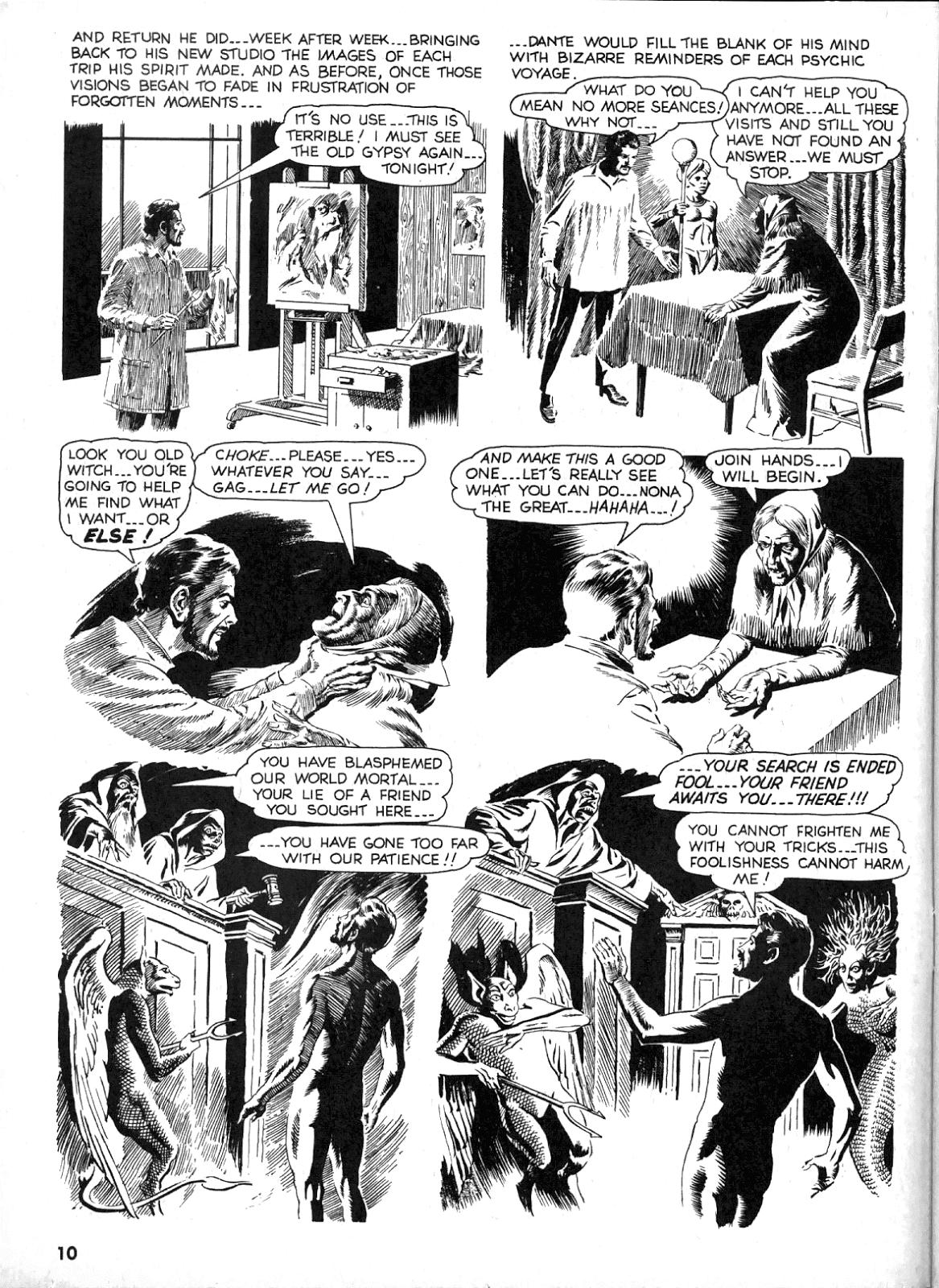 Creepy (1964) Issue #25 #25 - English 10