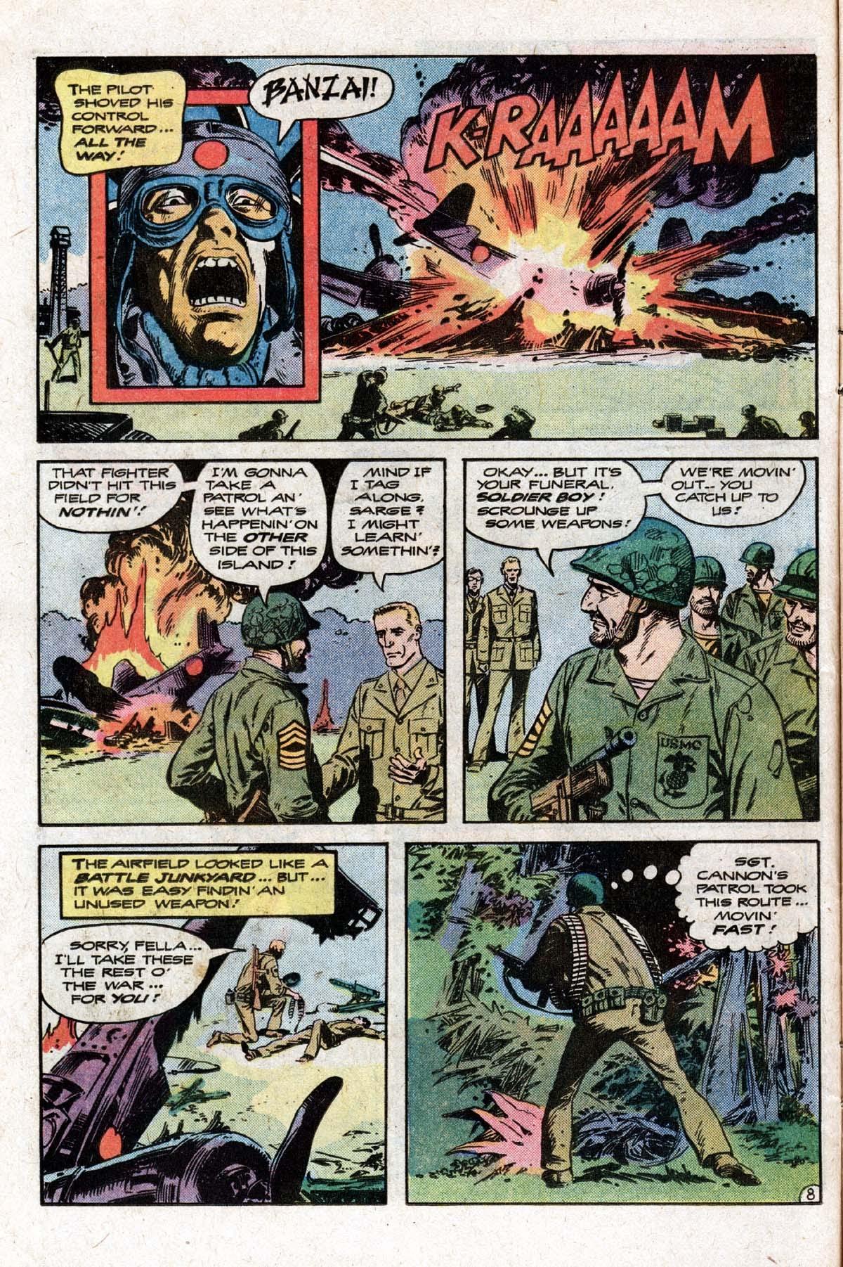 Read online Sgt. Rock comic -  Issue #320 - 11