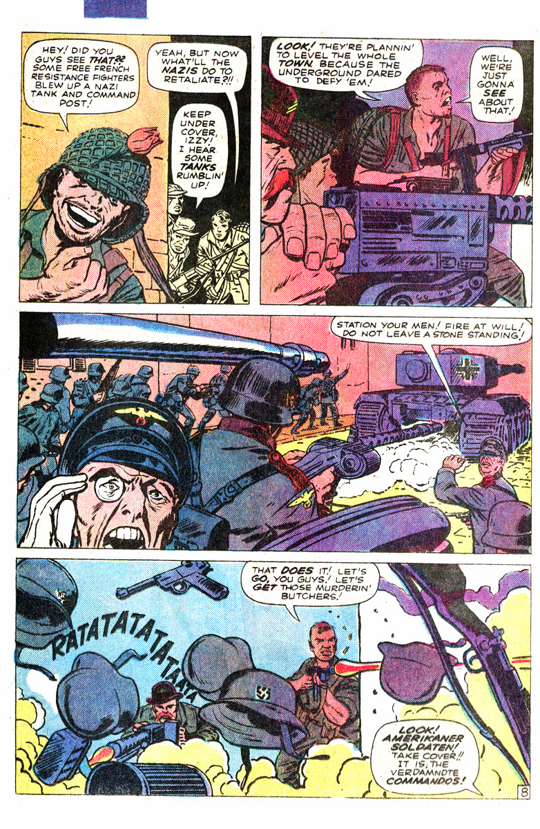 Read online Sgt. Fury comic -  Issue #167 - 12