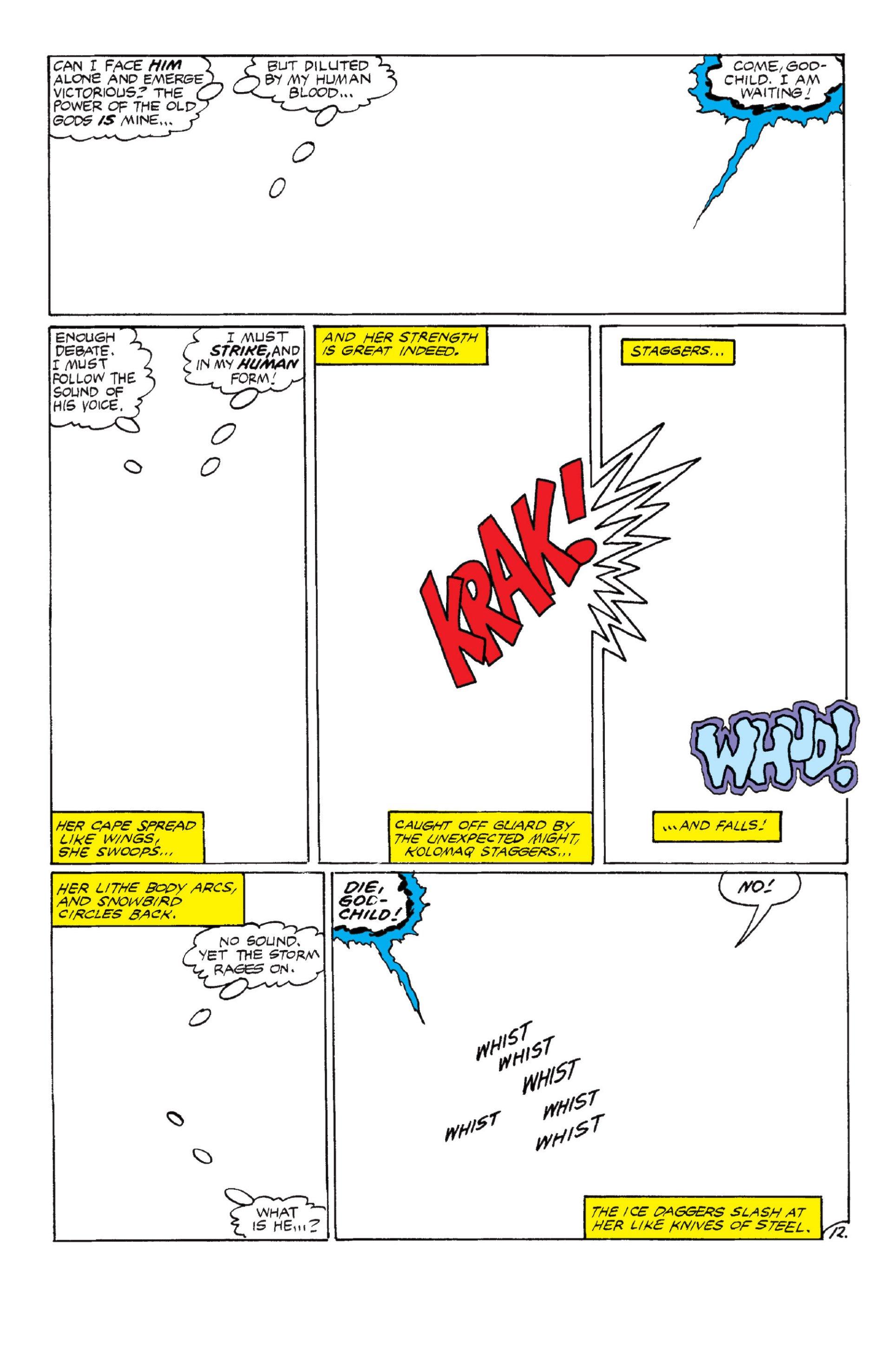 Read online Alpha Flight (1983) comic -  Issue #6 - 13